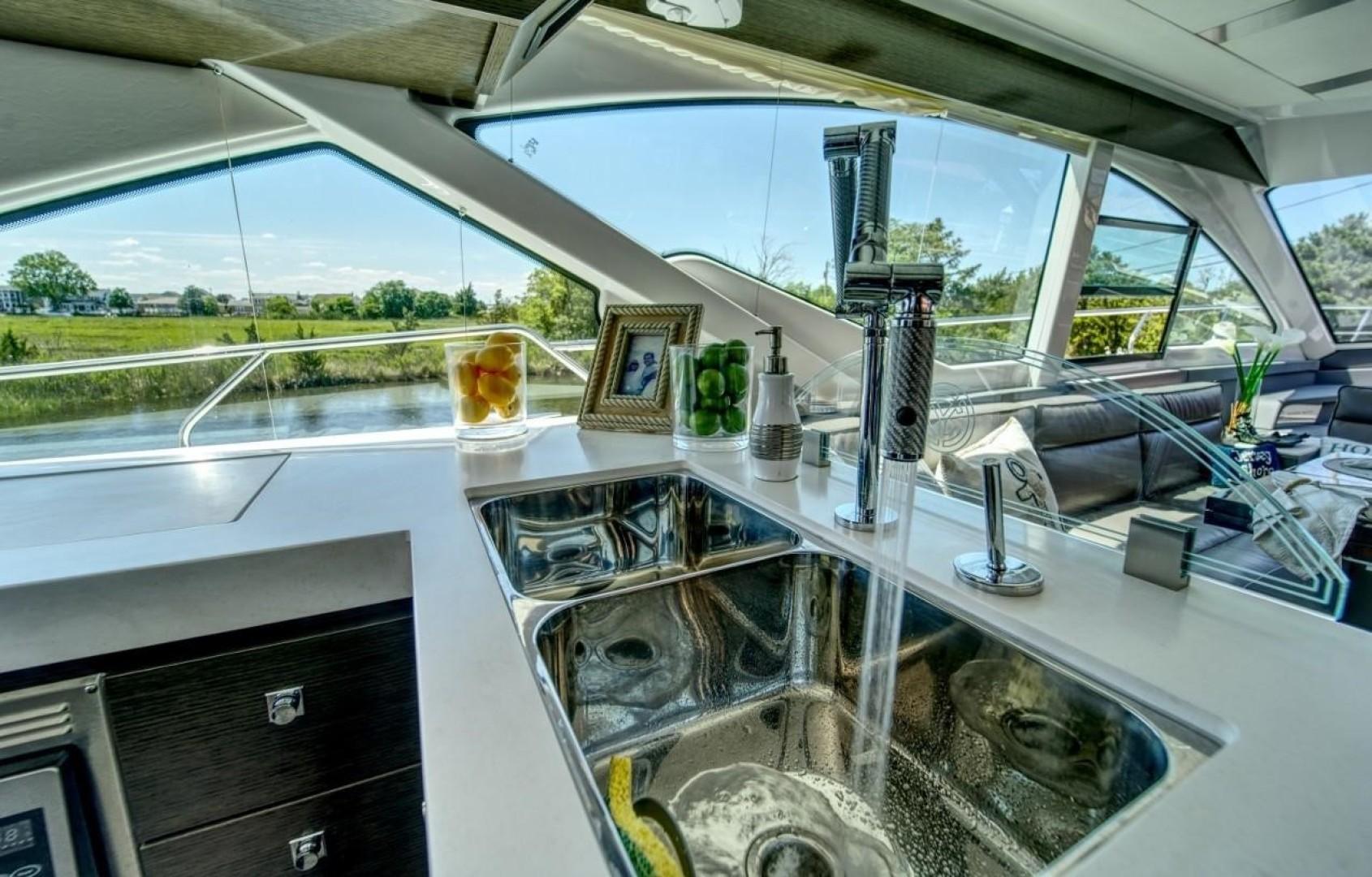 Cruisers-60 Cantius 2018-Sea Rhythm III Anna Maria-Florida-United States-2018 Cruisers 60 Cantius FB  Sea Rhythm III  Galley-1578769 | Thumbnail
