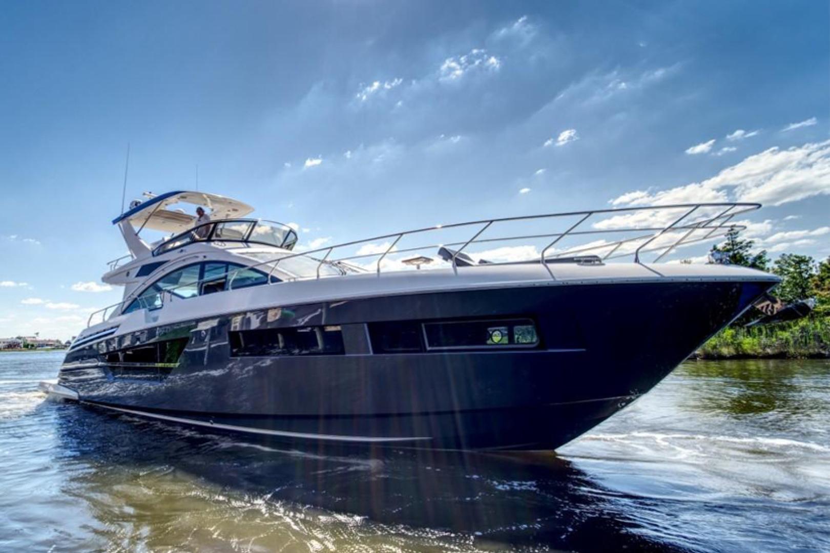 Cruisers-60 Cantius 2018-Sea Rhythm III Anna Maria-Florida-United States-2018 Cruisers 60 Cantius FB  Sea Rhythm III  Starboard Profile-1578808 | Thumbnail