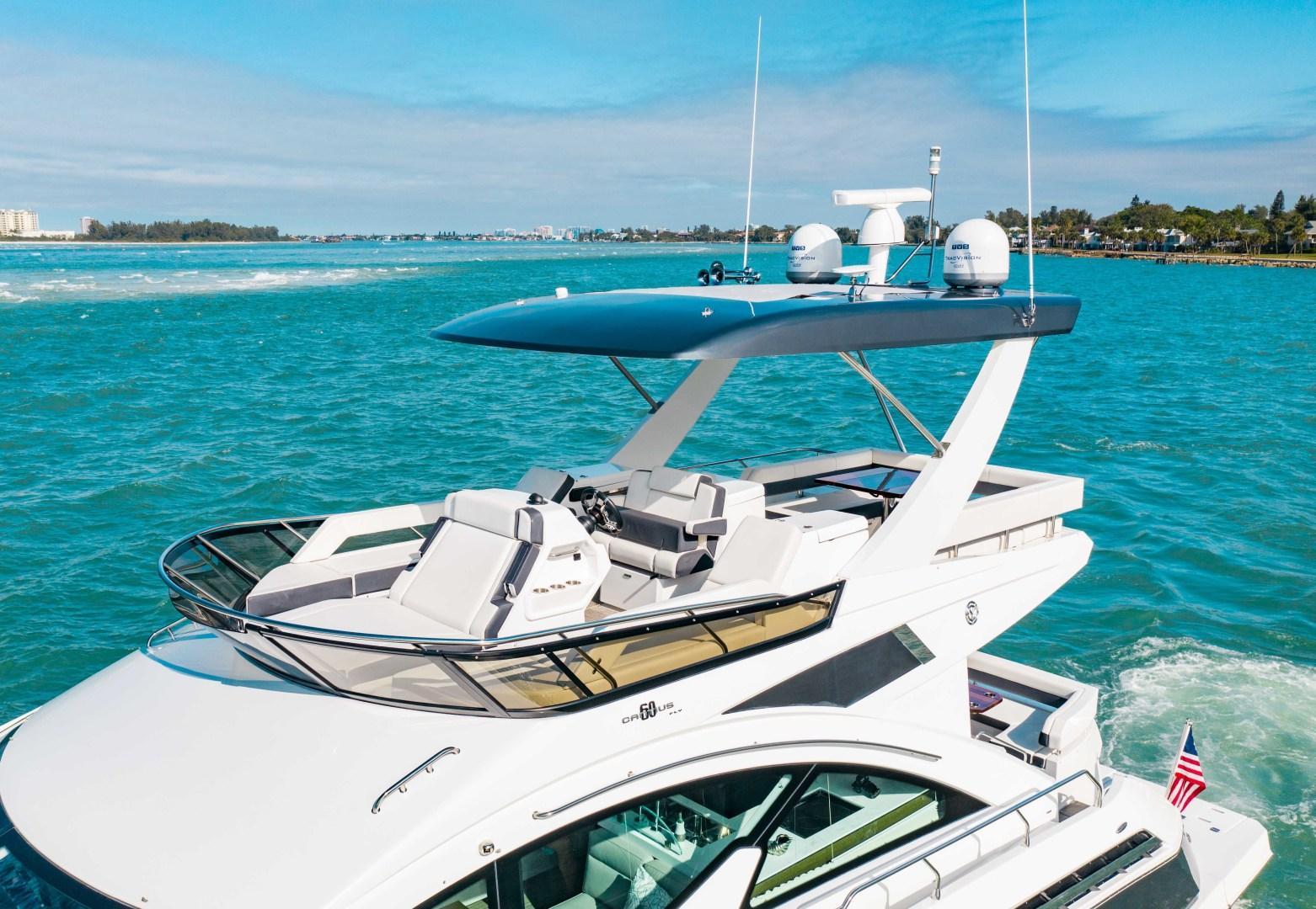 Cruisers-60 Cantius 2018-Sea Rhythm III Anna Maria-Florida-United States-2018 Cruisers 60 Cantius FB  Sea Rhythm III  Flybridge Profile-1583322 | Thumbnail