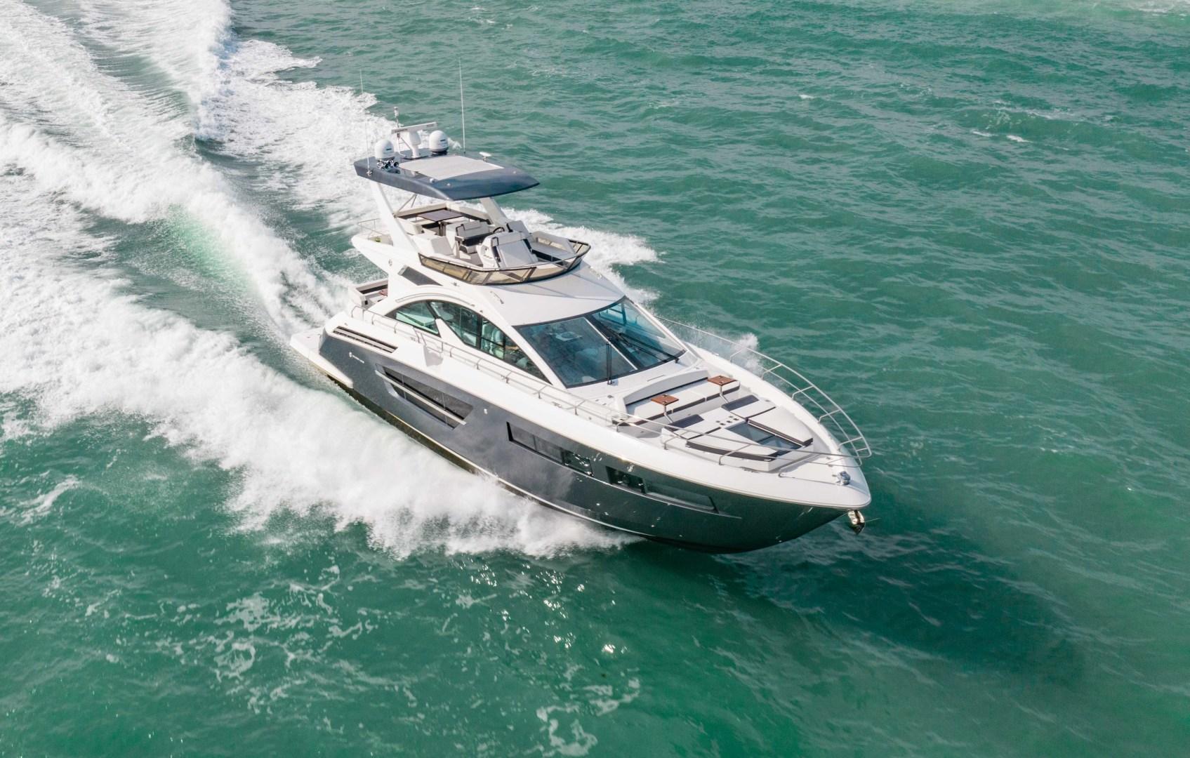Cruisers-60 Cantius 2018-Sea Rhythm III Anna Maria-Florida-United States-2018 Cruisers 60 Cantius FB  Sea Rhythm III  Aerial Profile-1583332 | Thumbnail