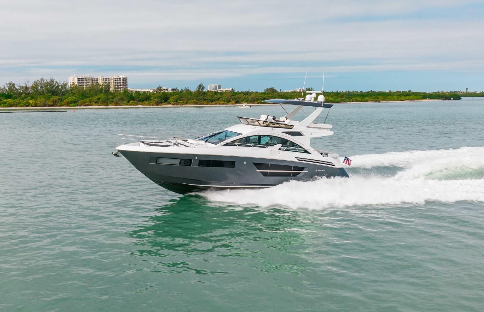 Cruisers-60 Cantius 2018-Sea Rhythm III Anna Maria-Florida-United States-2018 Cruisers 60 Cantius FB  Sea Rhythm III  Port Profile-1583331 | Thumbnail