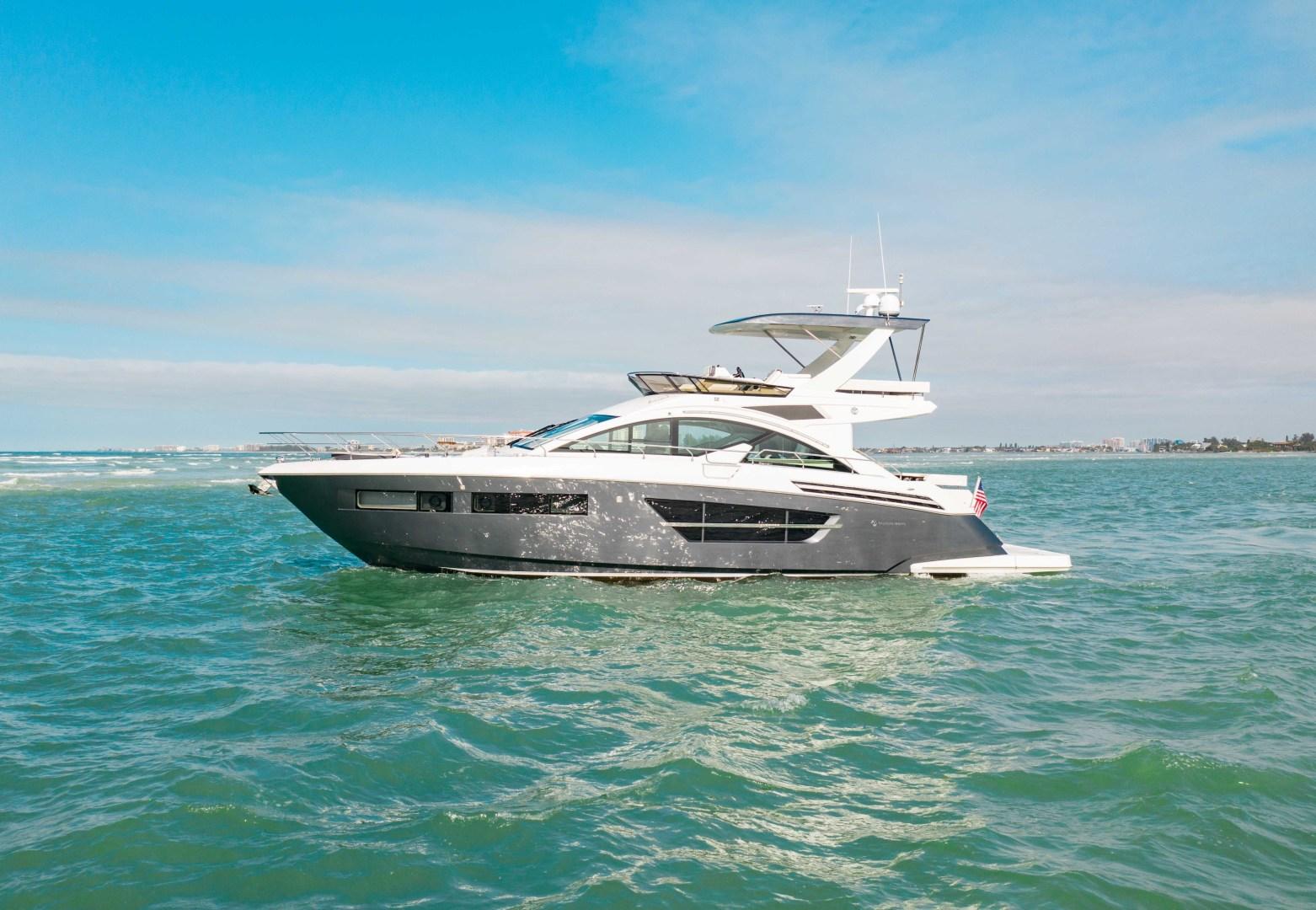 Cruisers-60 Cantius 2018-Sea Rhythm III Anna Maria-Florida-United States-2018 Cruisers 60 Cantius FB  Sea Rhythm III  Port Profile-1583320 | Thumbnail