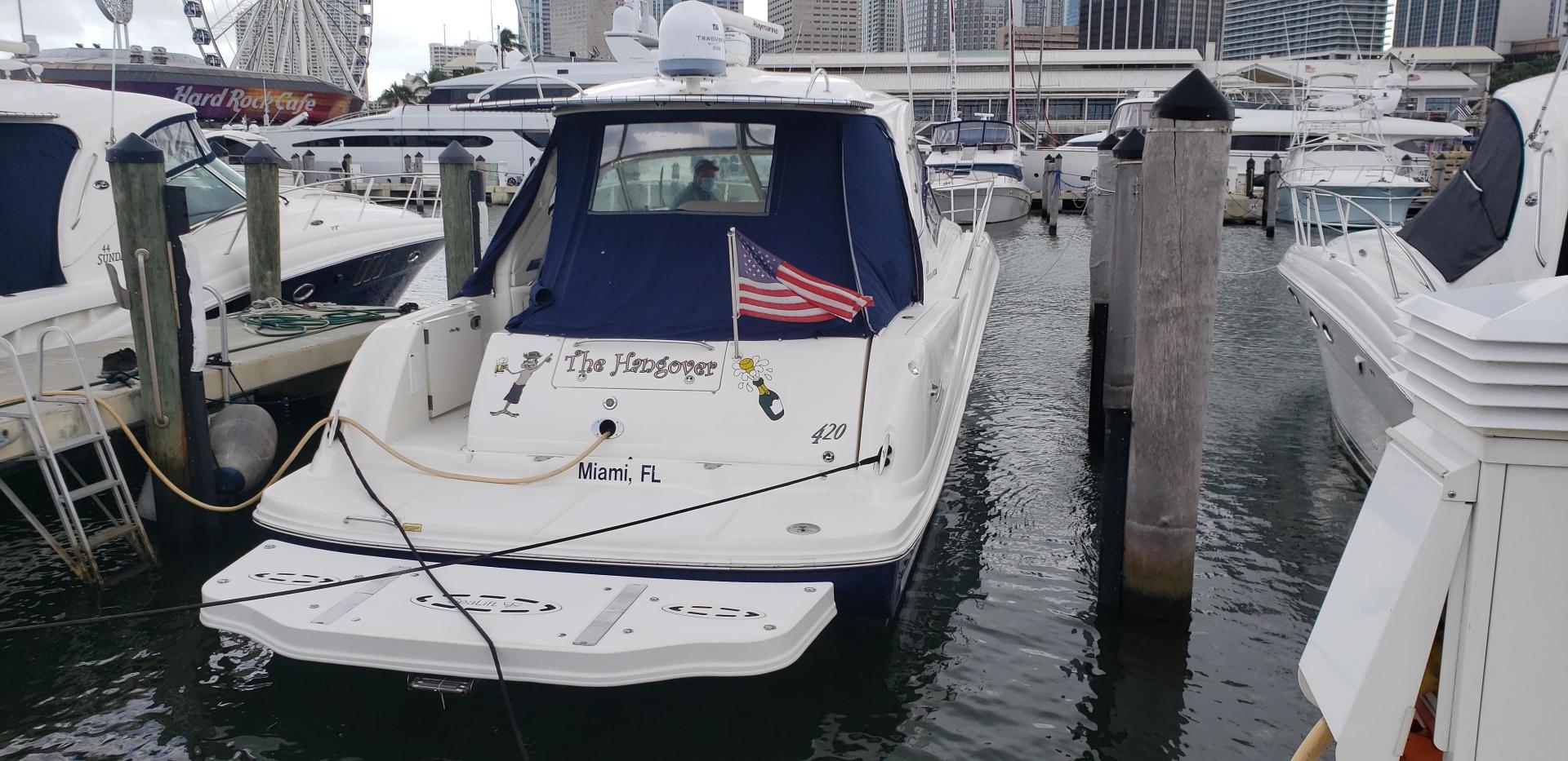 Sea Ray-Sundancer 2004-The Hangover Miami-Florida-United States-1560484 | Thumbnail