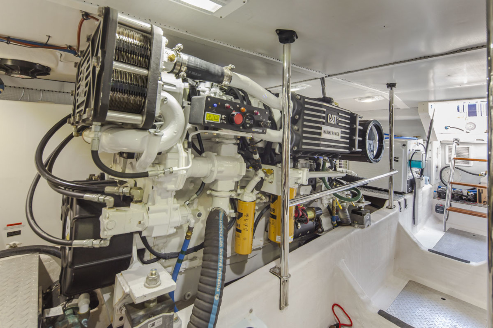 Sabre-Salon Express 2009-M&Ms Seattle-Washington-United States-Engine Room-1618477 | Thumbnail