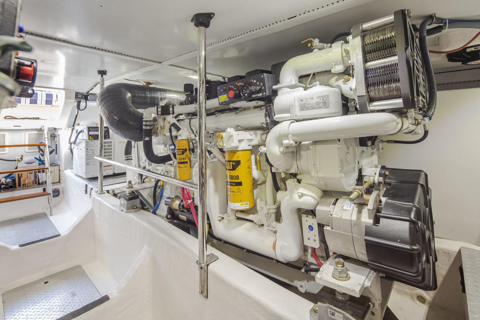 Sabre-Salon Express 2009-M&Ms Seattle-Washington-United States-Engine Room-1618478 | Thumbnail