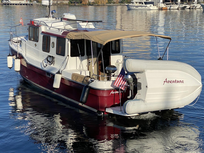 Ranger Tugs-31-S 2014-Aventura Seattle-Washington-United States-Port Quarter-1562689 | Thumbnail