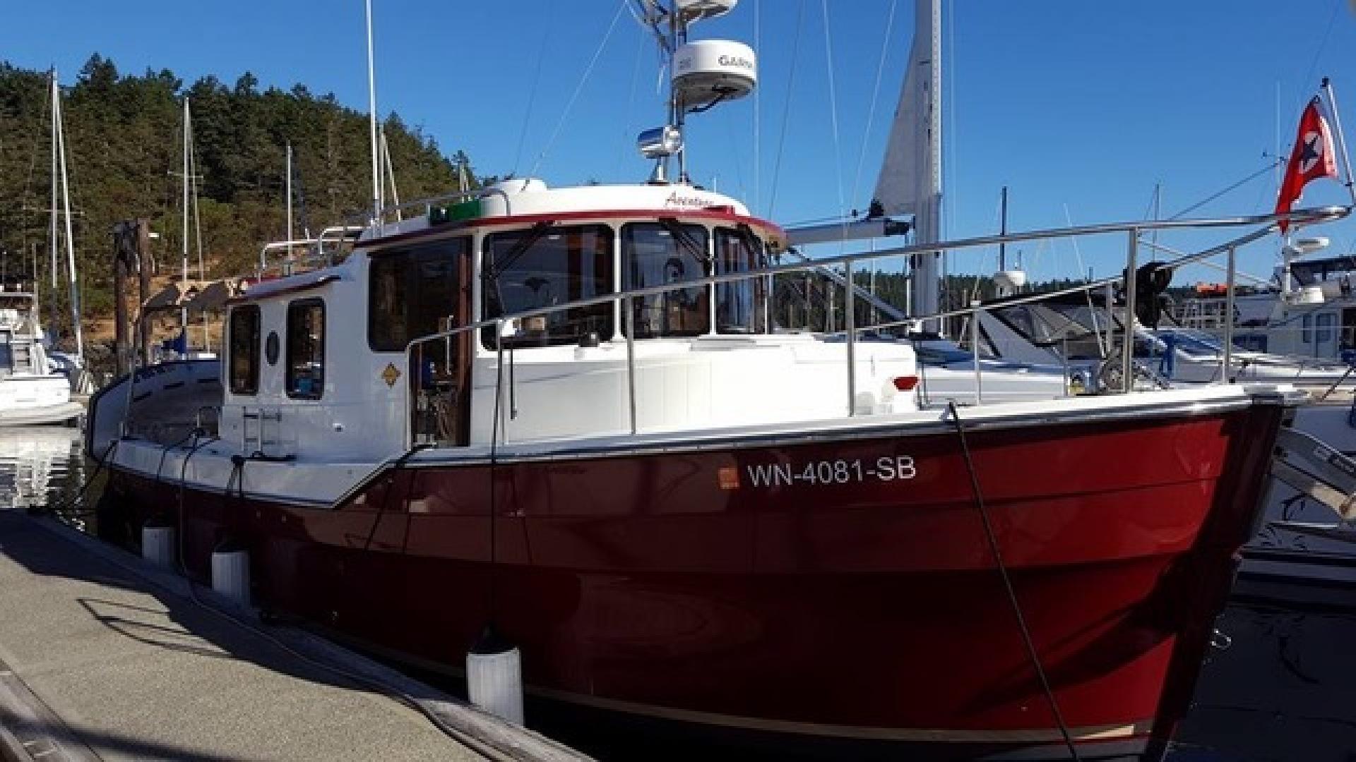 Ranger Tugs-31-S 2014-Aventura Seattle-Washington-United States-Port Bow At Dock-1562704 | Thumbnail