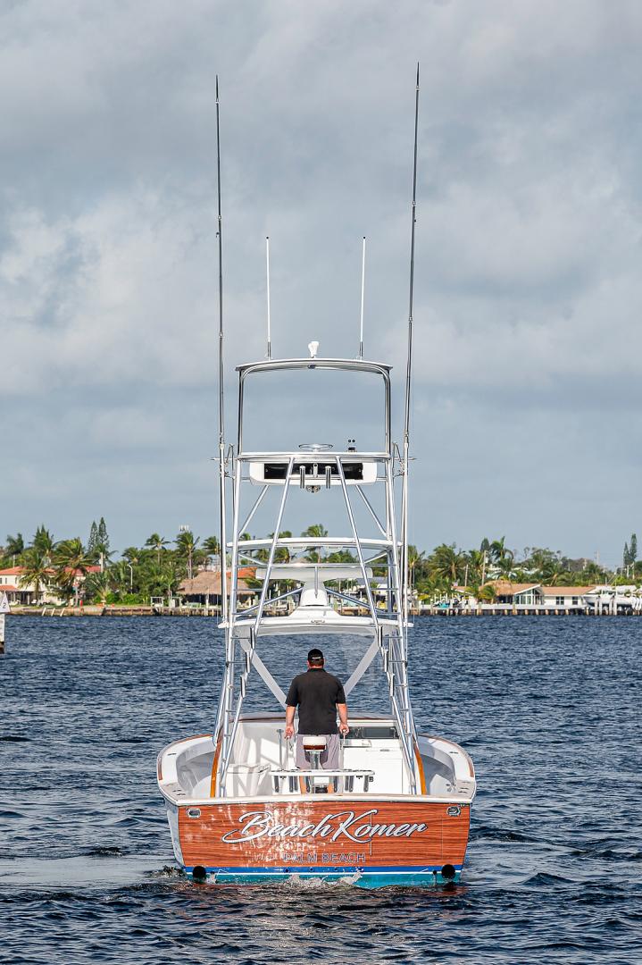 L&H-Walk-around Express Sportfish 2002-BeachKomer North Palm Beach-Florida-United States-1561795 | Thumbnail