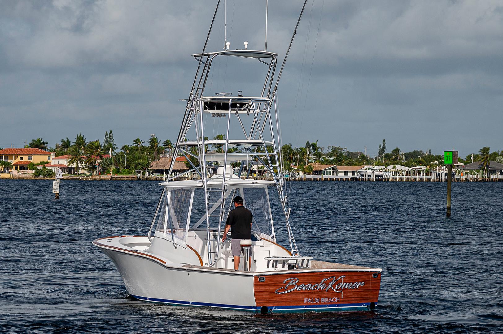 L&H-Walk-around Express Sportfish 2002-BeachKomer North Palm Beach-Florida-United States-1561796 | Thumbnail