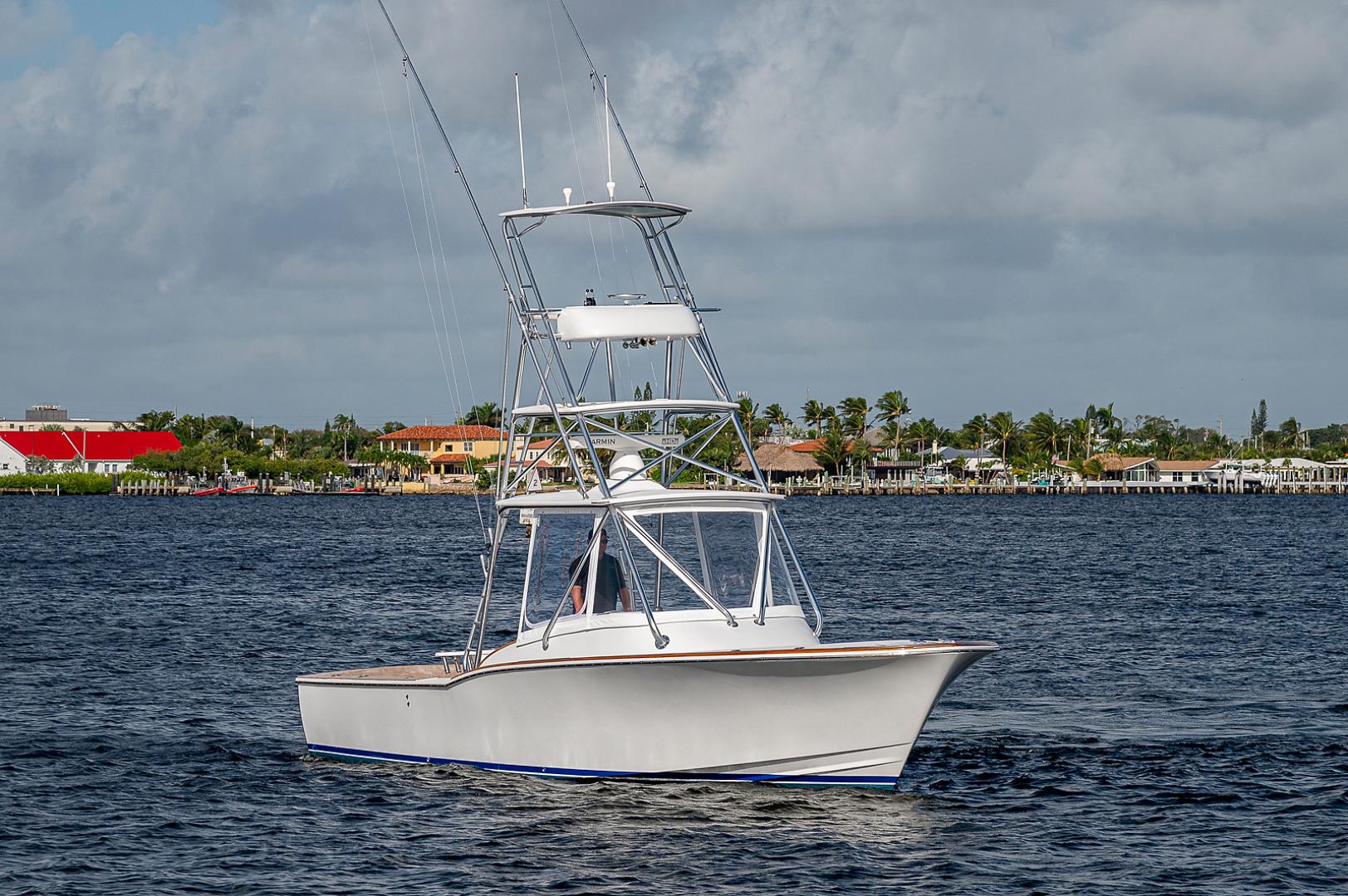L&H-Walk-around Express Sportfish 2002-BeachKomer North Palm Beach-Florida-United States-1561793 | Thumbnail