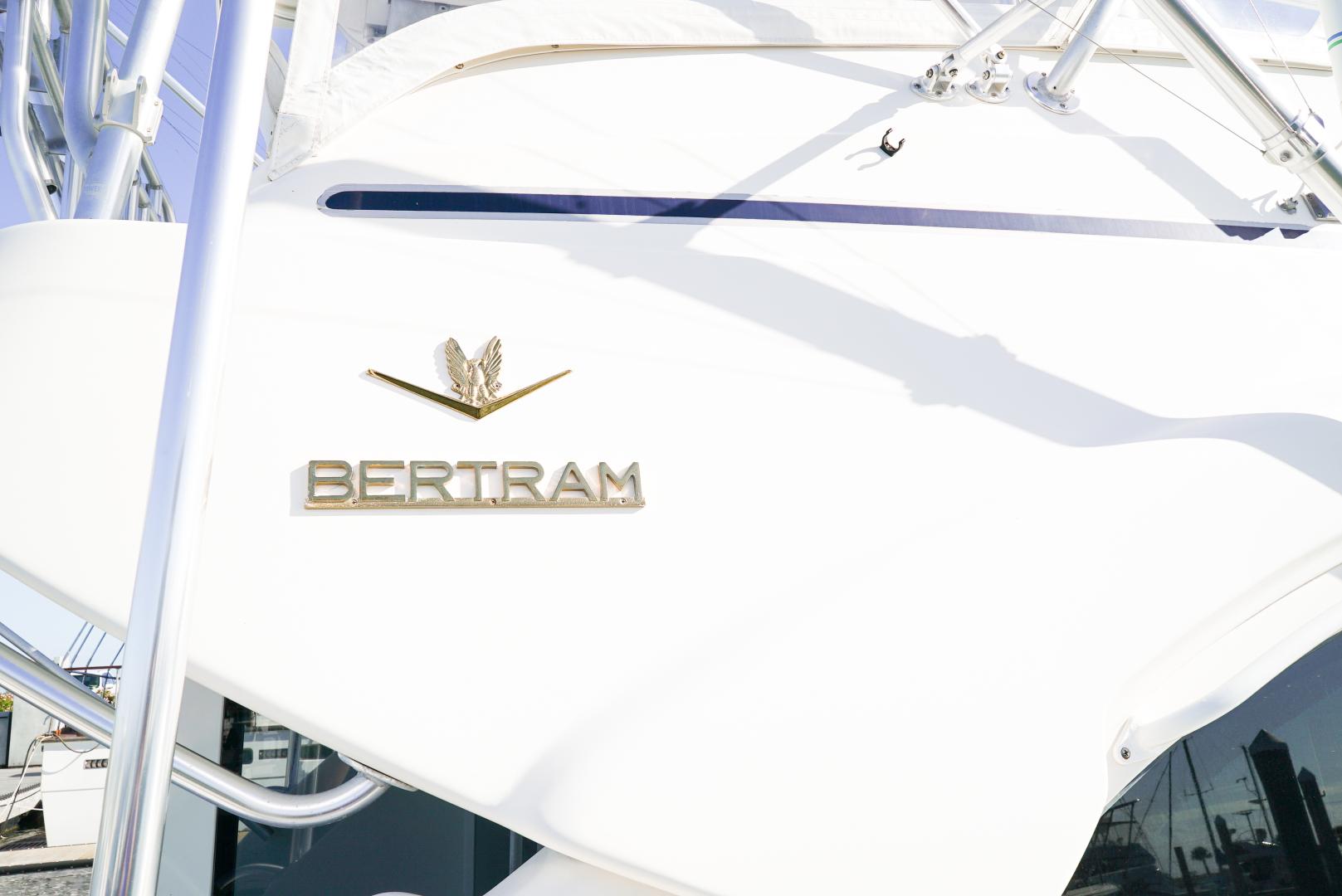 Bertram-39 Convertible 2002-Witts End Hitchcock-Texas-United States-Bertram 39 Convertible 2002 Witts End-1561689 | Thumbnail