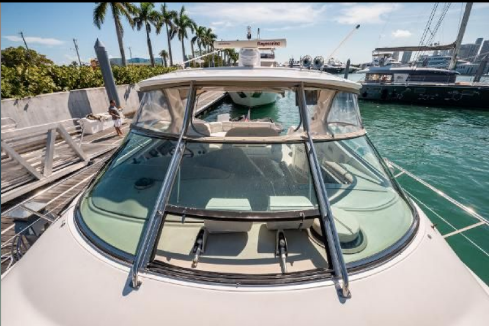 Sea Ray-540 Sundancer 2000-Bettsy Miami-Florida-United States-1562140 | Thumbnail