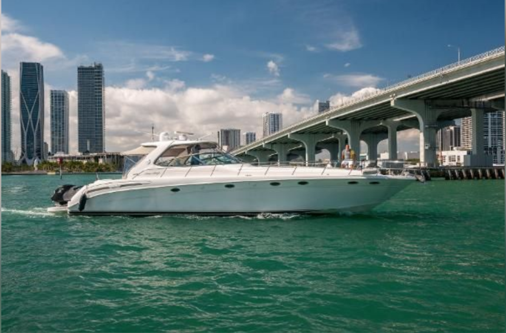 Sea Ray-540 Sundancer 2000-Bettsy Miami-Florida-United States-1562134 | Thumbnail