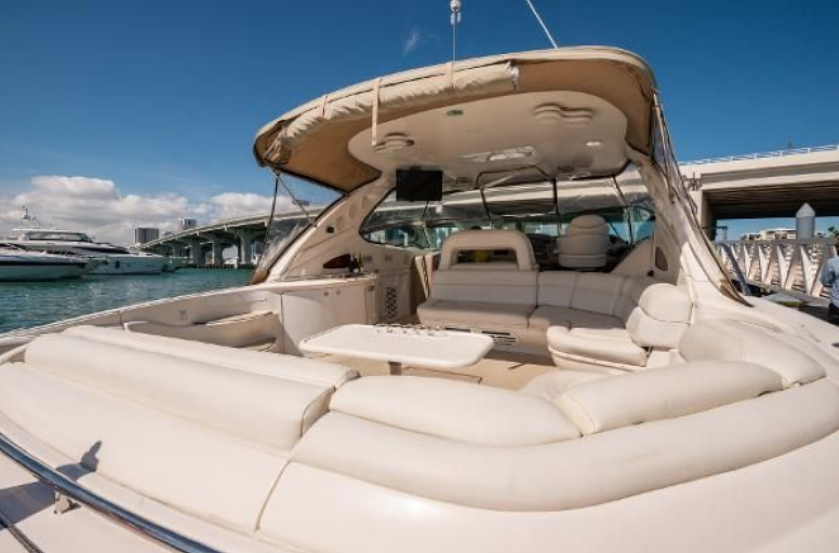 Sea Ray-540 Sundancer 2000-Bettsy Miami-Florida-United States-1562149 | Thumbnail