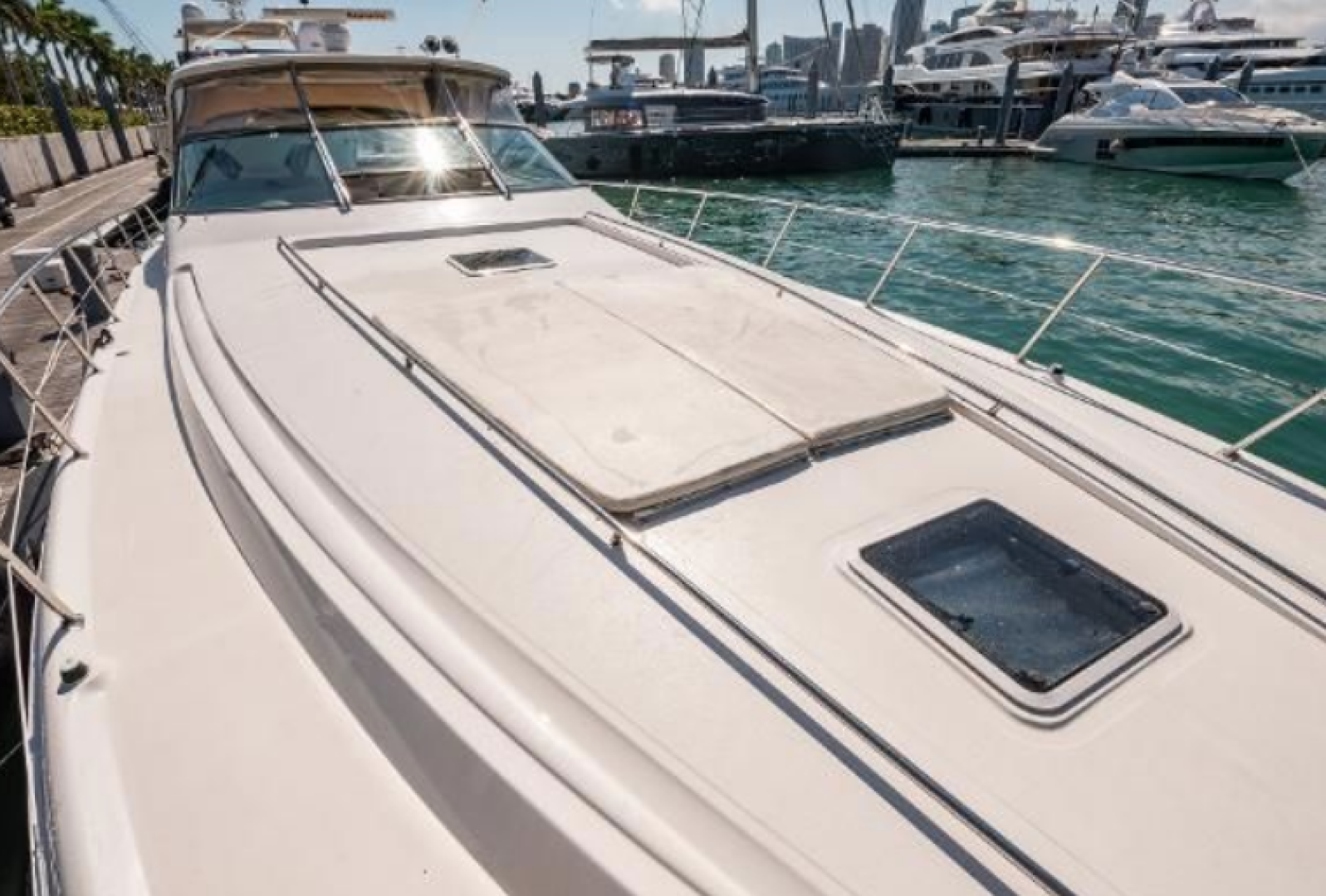 Sea Ray-540 Sundancer 2000-Bettsy Miami-Florida-United States-1562138 | Thumbnail