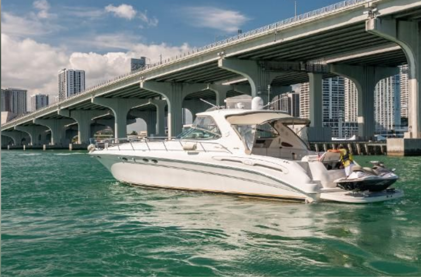 Sea Ray-540 Sundancer 2000-Bettsy Miami-Florida-United States-1562135 | Thumbnail