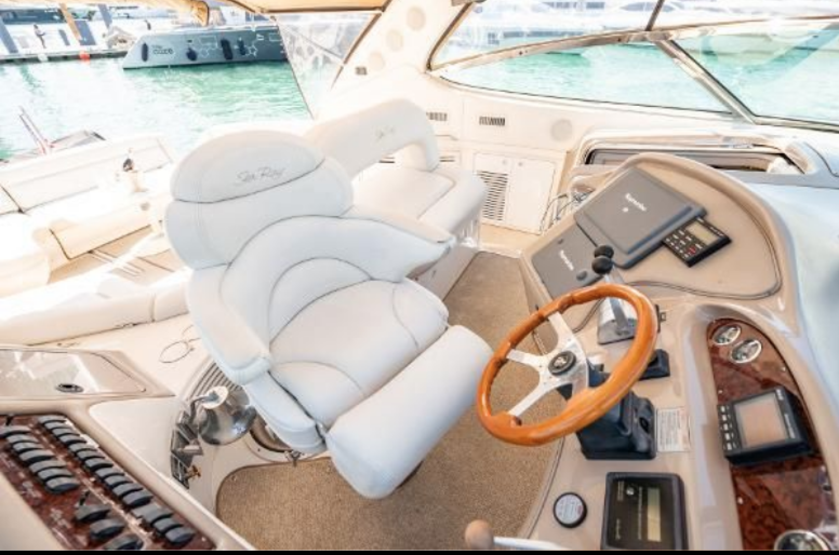 Sea Ray-540 Sundancer 2000-Bettsy Miami-Florida-United States-1562142 | Thumbnail