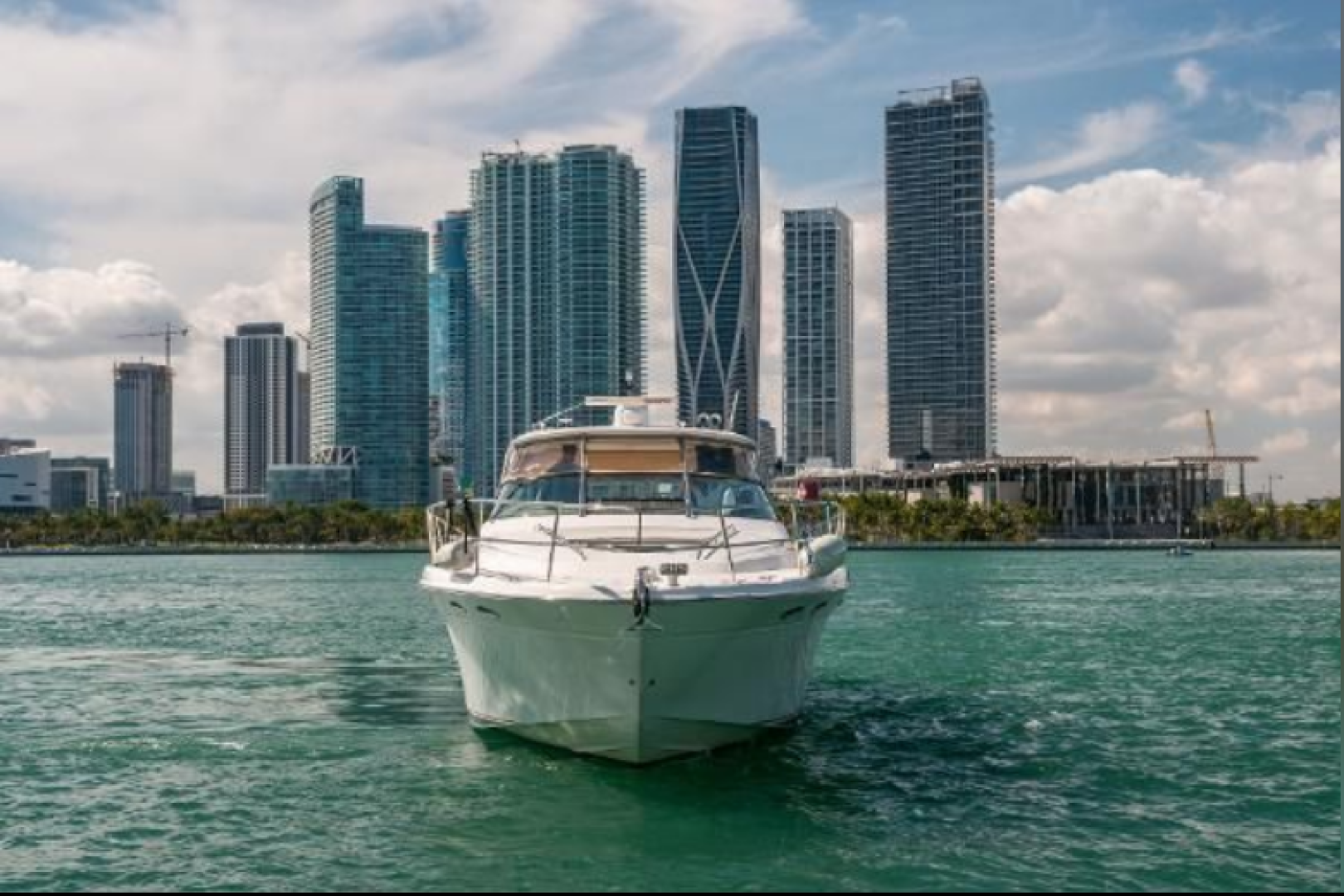 Sea Ray-540 Sundancer 2000-Bettsy Miami-Florida-United States-1562136 | Thumbnail