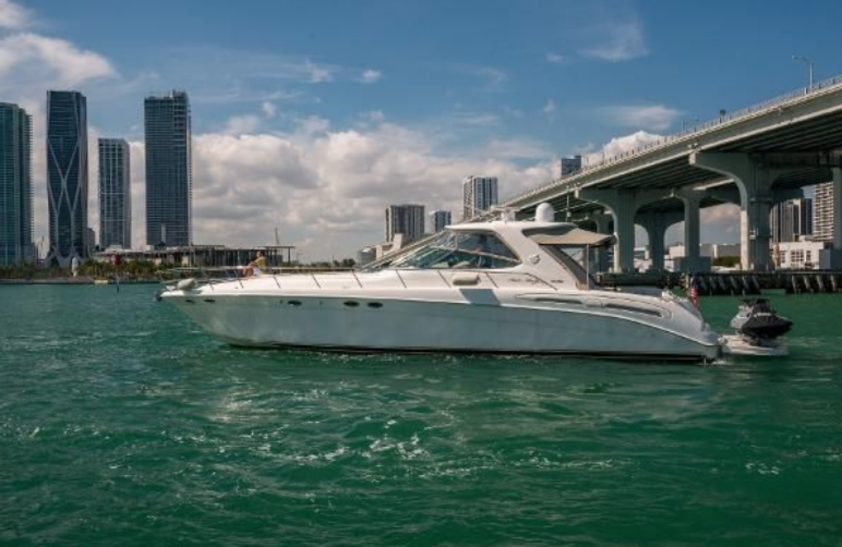 Sea Ray-540 Sundancer 2000-Bettsy Miami-Florida-United States-1562137 | Thumbnail