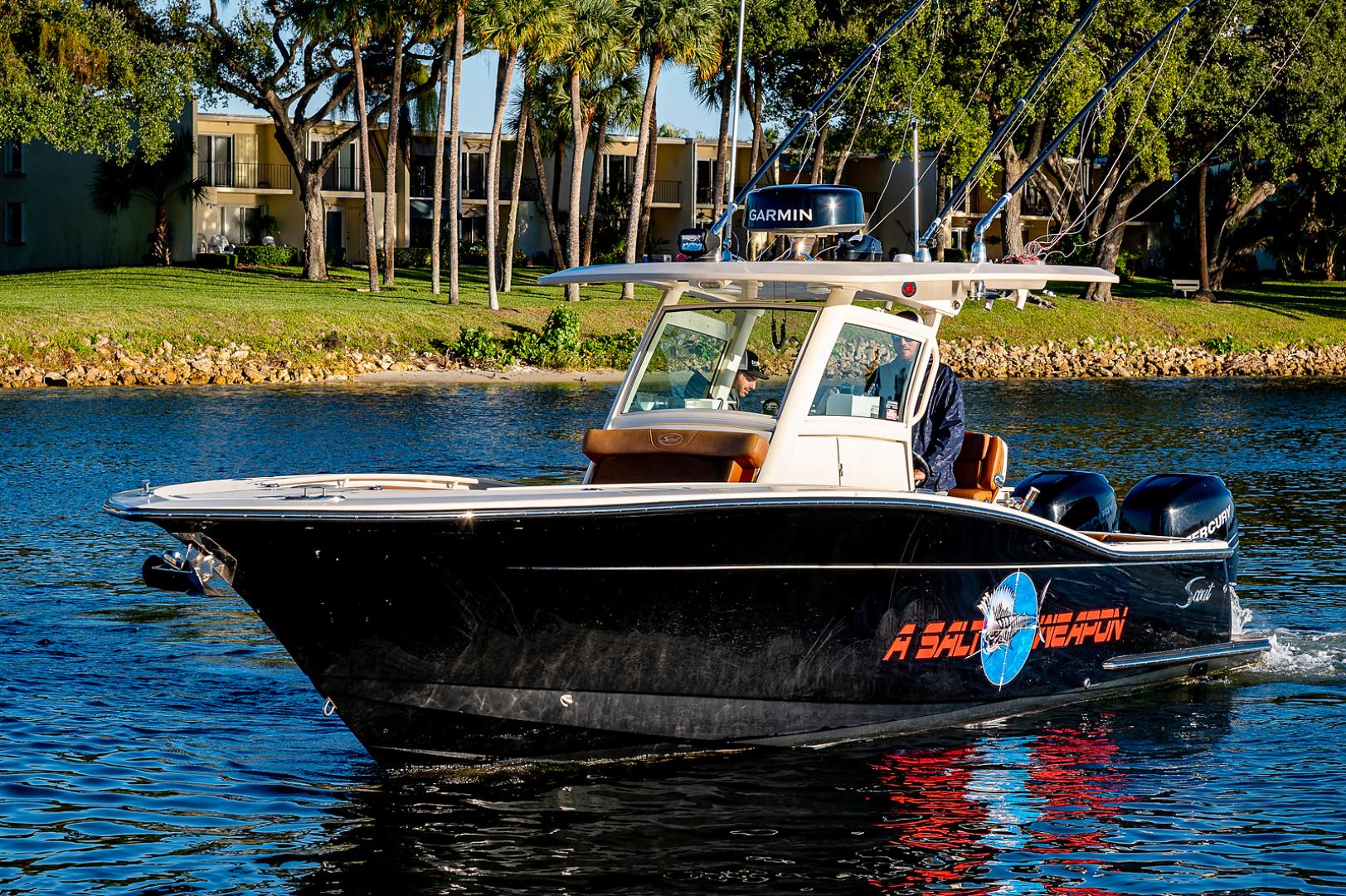 Scout-300 LXF 2017-A Salt Weapon Palm Beach Gardens-Florida-United States-A Salt Weapon-1571118 | Thumbnail