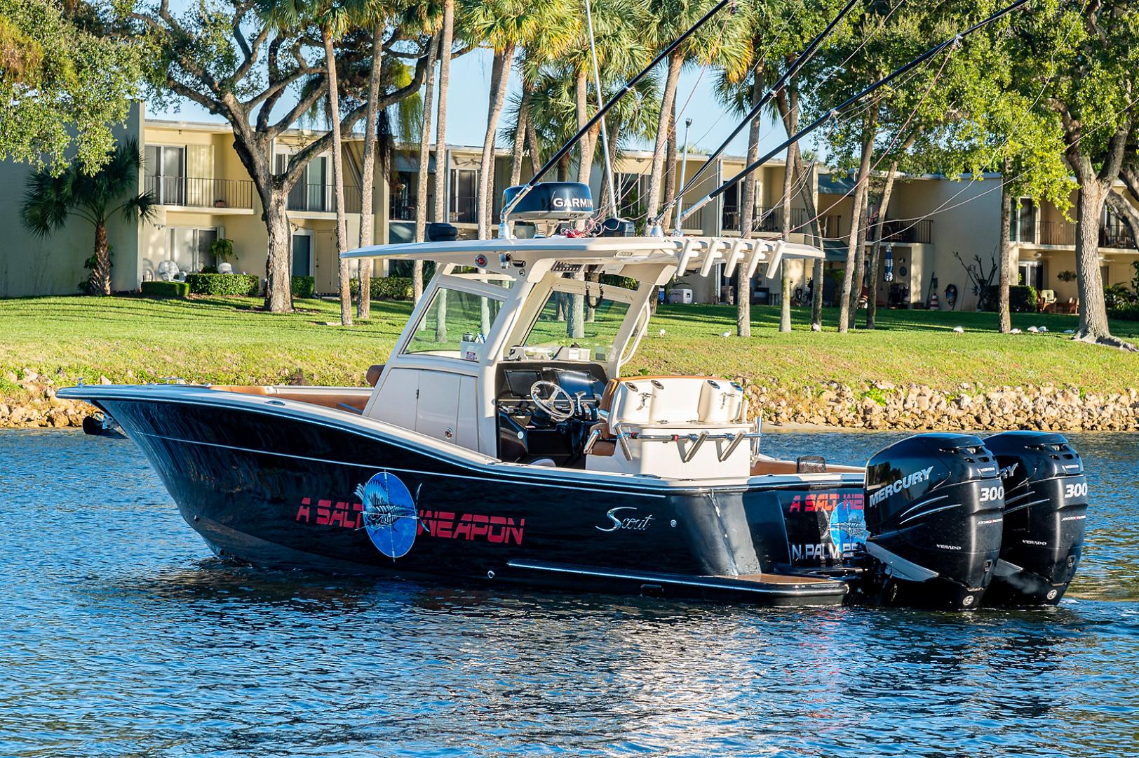 Scout-300 LXF 2017-A Salt Weapon Palm Beach Gardens-Florida-United States-A Salt Weapon-1571117 | Thumbnail