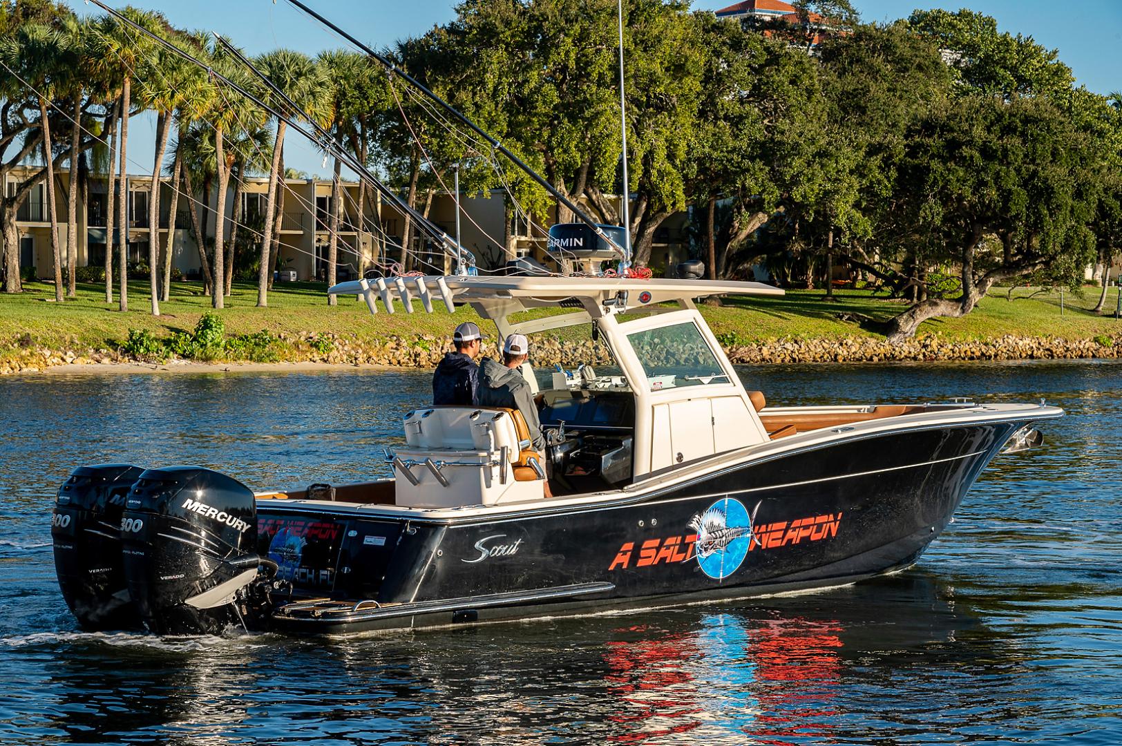 Scout-300 LXF 2017-A Salt Weapon Palm Beach Gardens-Florida-United States-A Salt Weapon-1571119 | Thumbnail