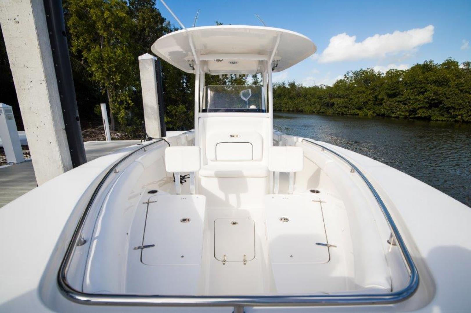 Sea Hunt-Gamefisherman 2013-No Name 29 Sea Hunt Key Largo-Florida-United States-Forward Seating and Console-1562263 | Thumbnail