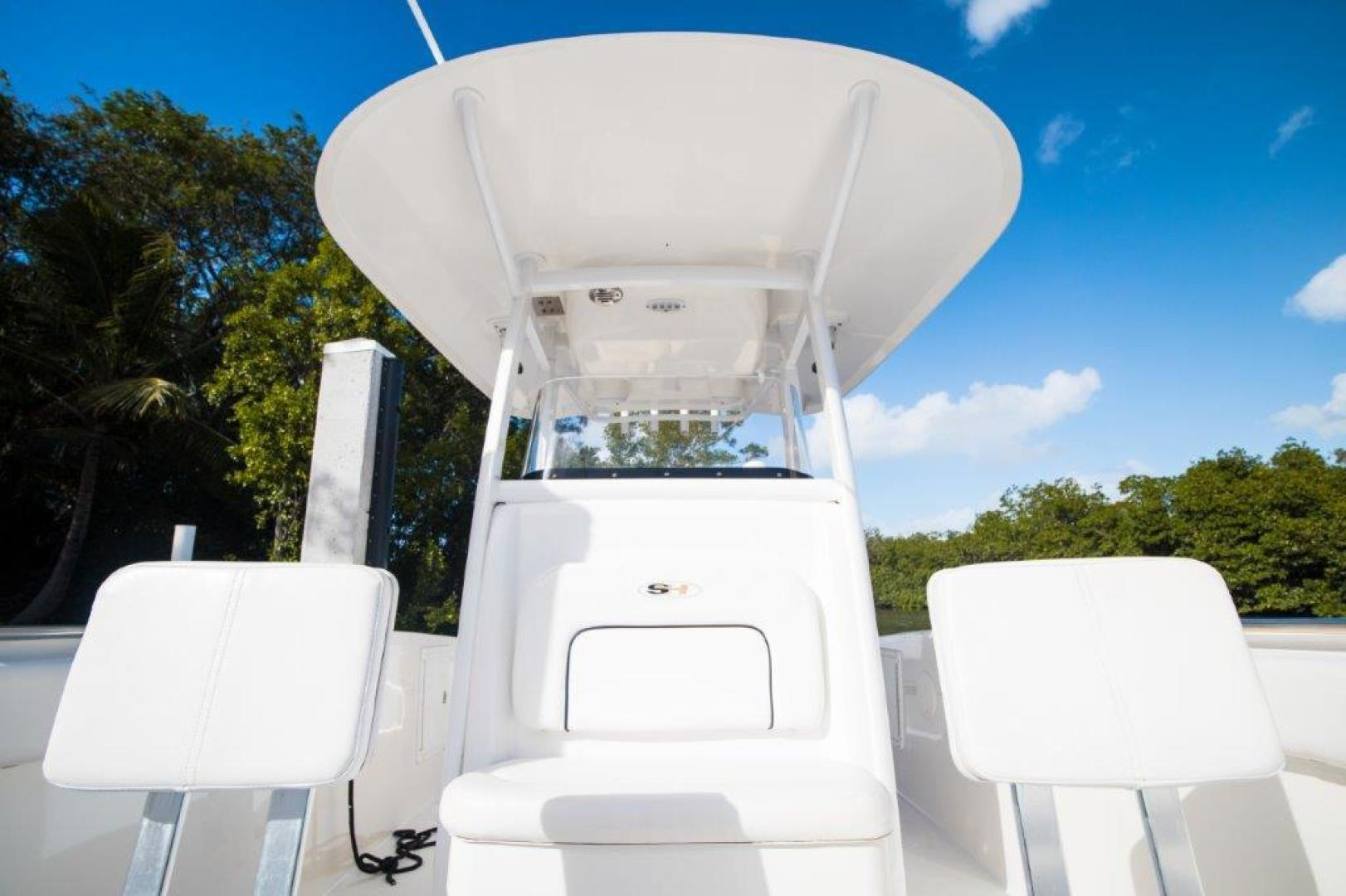 Sea Hunt-Gamefisherman 2013-No Name 29 Sea Hunt Key Largo-Florida-United States-Console Seating-1562267 | Thumbnail