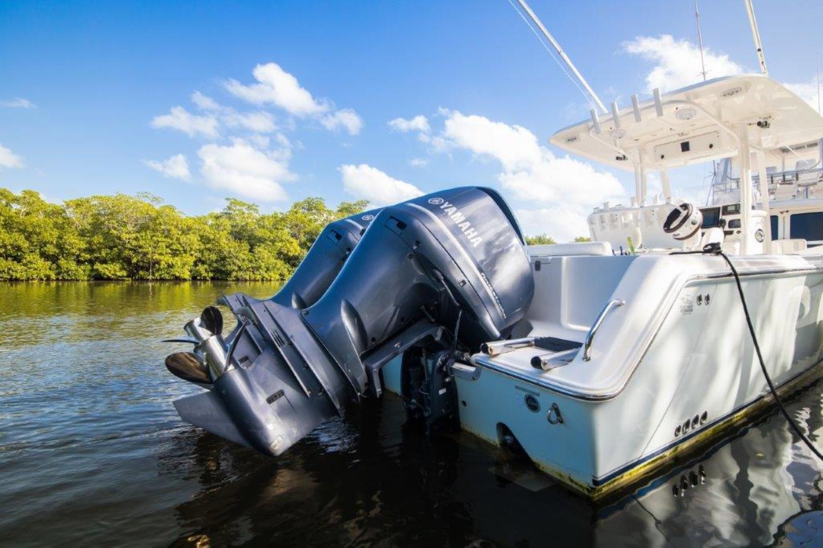 Sea Hunt-Gamefisherman 2013-No Name 29 Sea Hunt Key Largo-Florida-United States-Engines-1562276 | Thumbnail