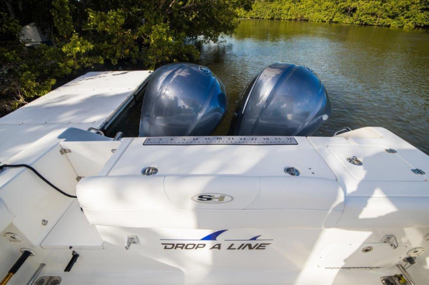 Sea Hunt-Gamefisherman 2013-No Name 29 Sea Hunt Key Largo-Florida-United States-Livewell-1562273 | Thumbnail