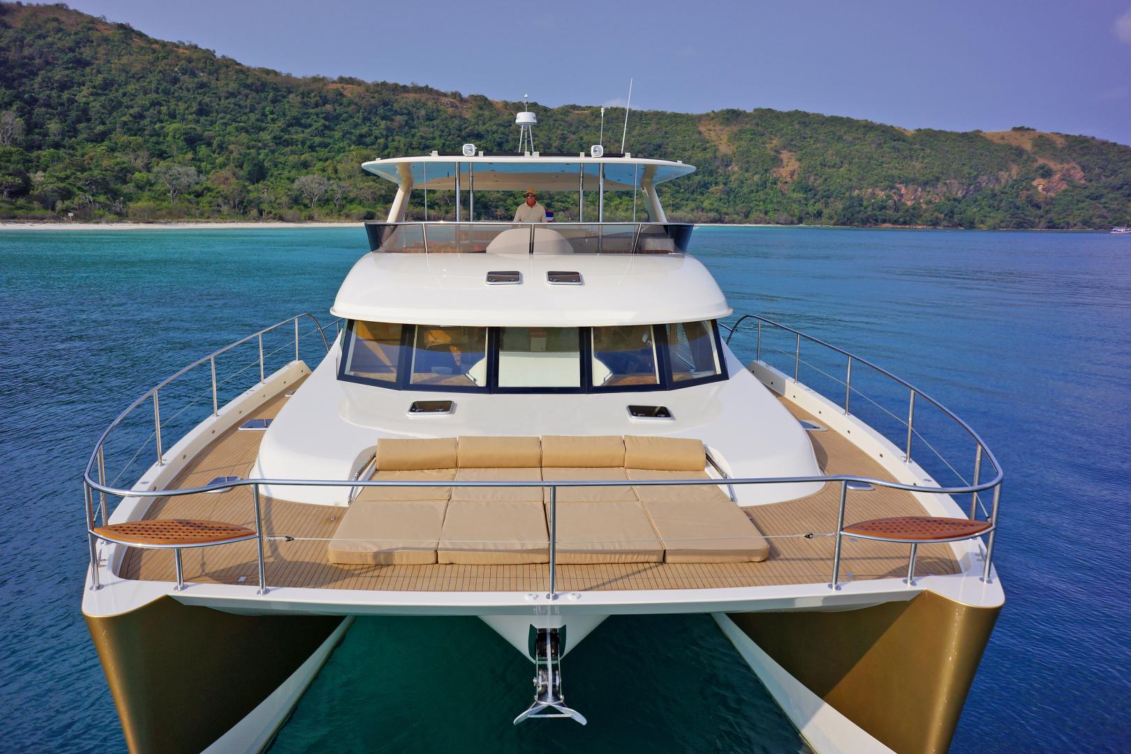 Bakri Cono Shipyard-Heliotrope 65 2014-HELIOTROPE 65 Pattaya City-Thailand-1562445 | Thumbnail