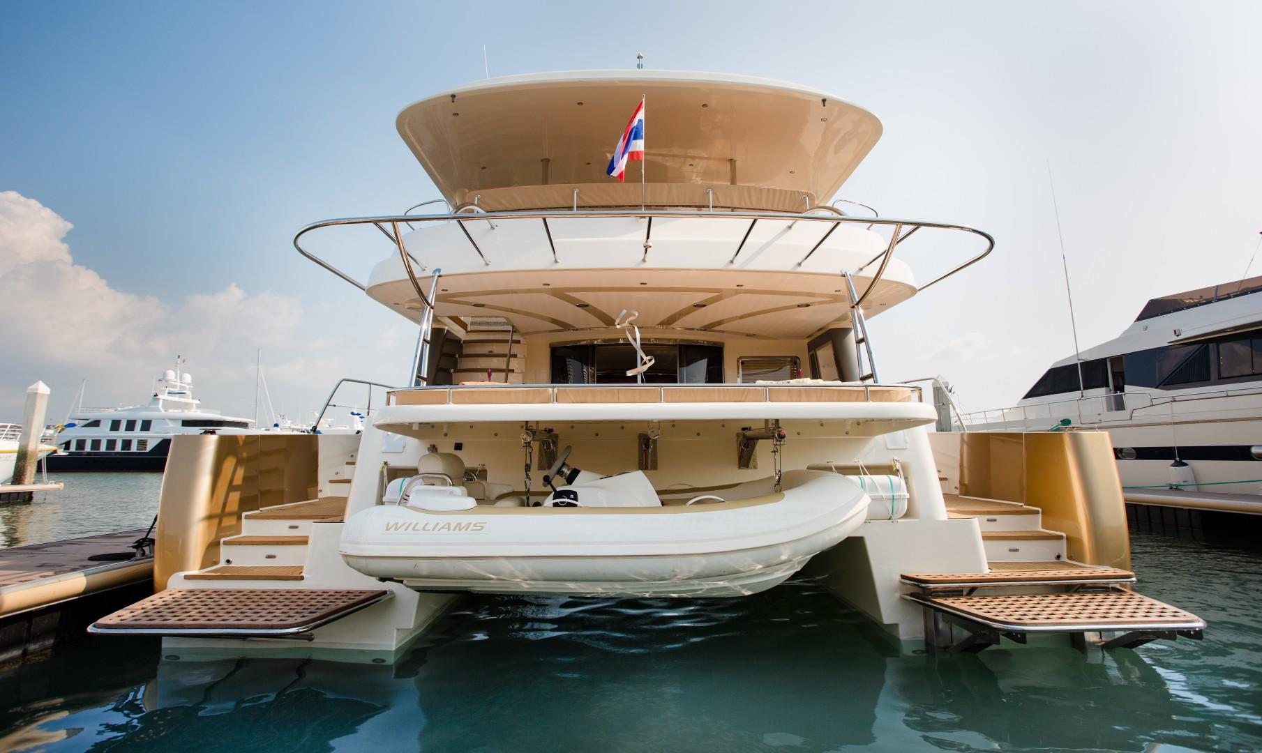 Bakri Cono Shipyard-Heliotrope 65 2014-HELIOTROPE 65 Pattaya City-Thailand-1562434 | Thumbnail