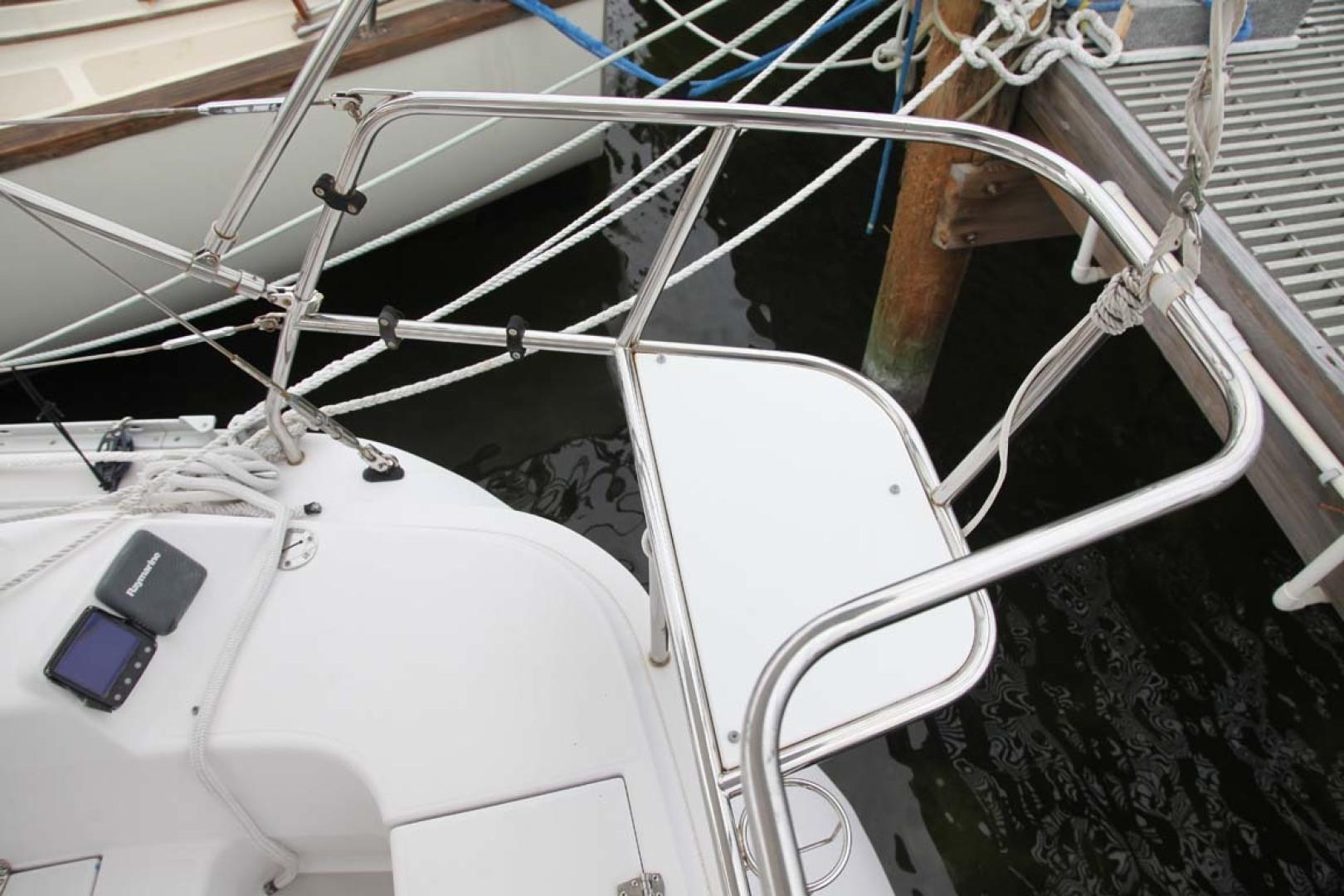 Catalina-355 2014 -Key Largo-Florida-United States-Aft Deck Seat-1574510 | Thumbnail
