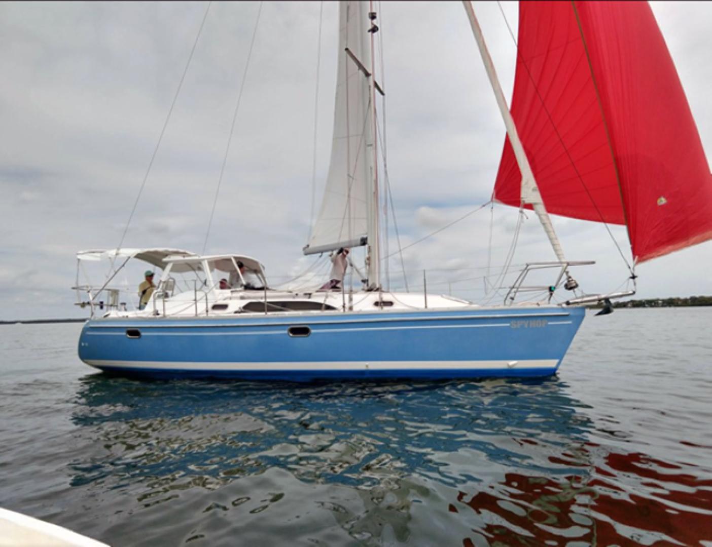 Catalina-355 2014 -Key Largo-Florida-United States-Starboard Profile-1574801 | Thumbnail