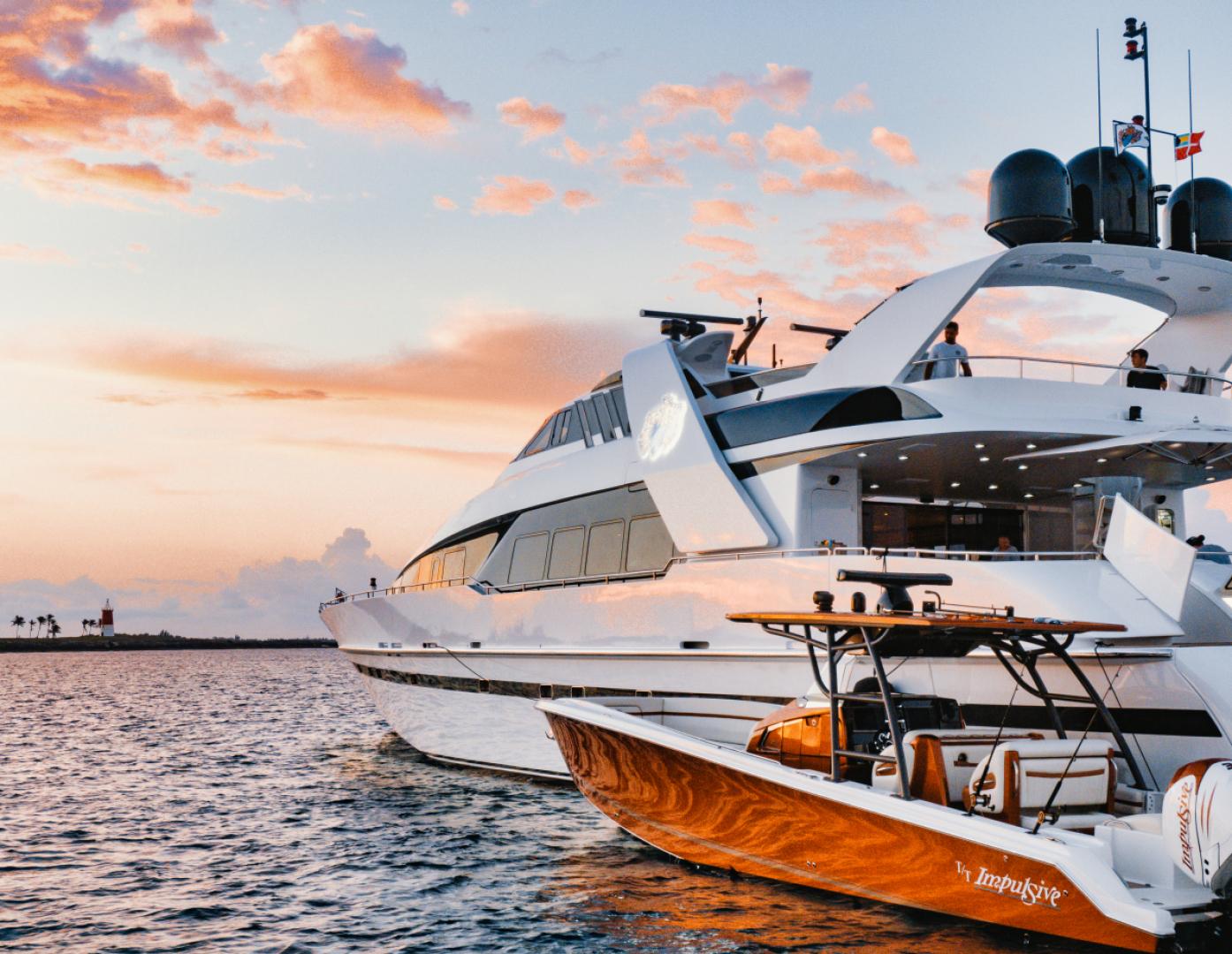 Motor Yacht-Norship 1994-Impulsive Fort Lauderdale-Florida-United States-1562567 | Thumbnail