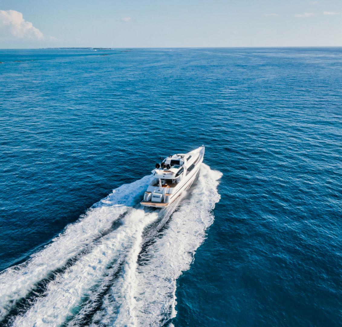 Motor Yacht-Norship 1994-Impulsive Fort Lauderdale-Florida-United States-1562560 | Thumbnail