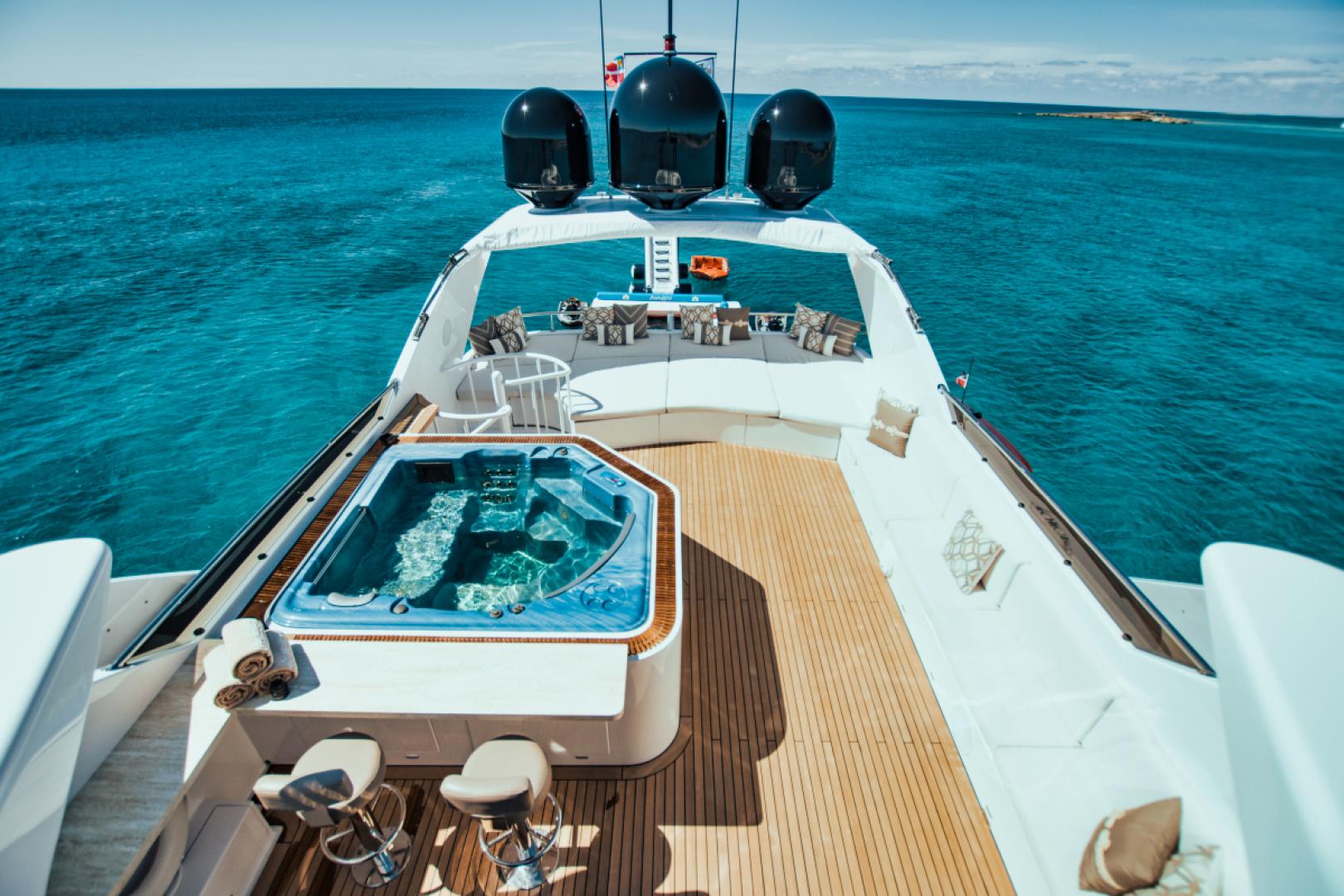 Motor Yacht-Norship 1994-Impulsive Fort Lauderdale-Florida-United States-1562577 | Thumbnail