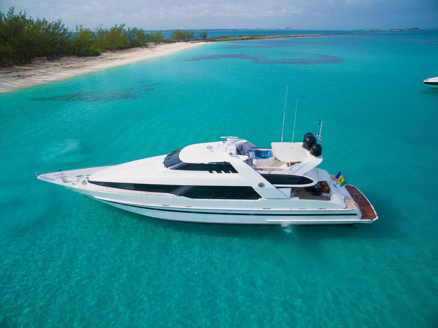 Motor Yacht-Norship 1994-Impulsive Fort Lauderdale-Florida-United States-1562555 | Thumbnail