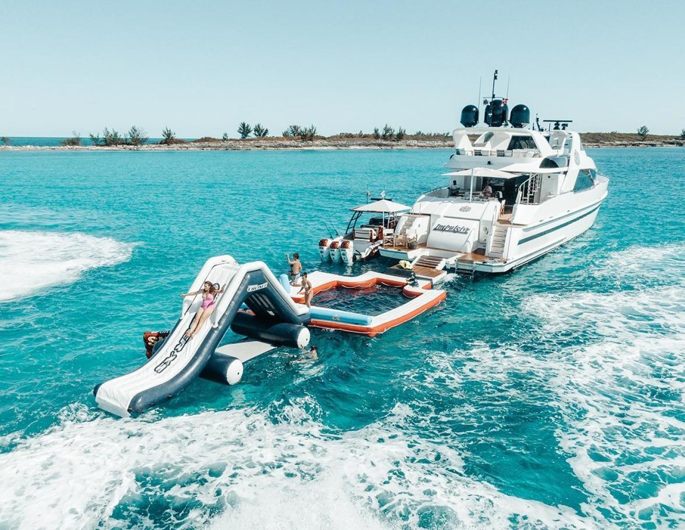 Motor Yacht-Norship 1994-Impulsive Fort Lauderdale-Florida-United States-1562563 | Thumbnail