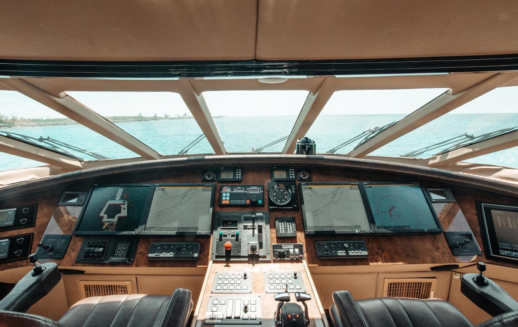 Motor Yacht-Norship 1994-Impulsive Fort Lauderdale-Florida-United States-1562581 | Thumbnail