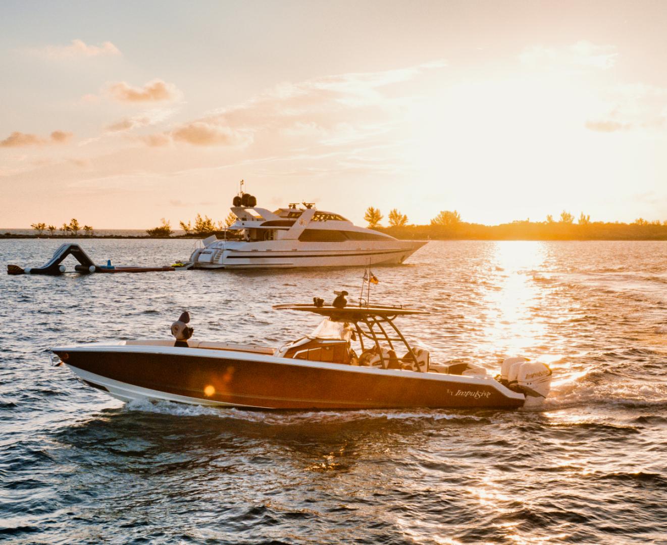 Motor Yacht-Norship 1994-Impulsive Fort Lauderdale-Florida-United States-1562568 | Thumbnail