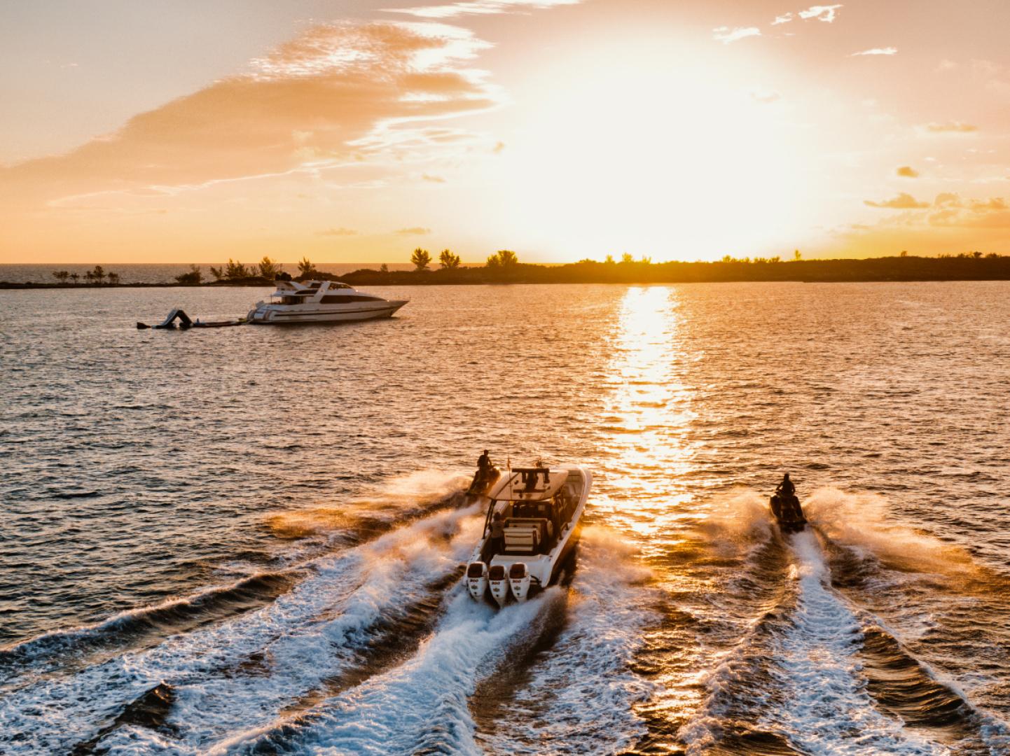 Motor Yacht-Norship 1994-Impulsive Fort Lauderdale-Florida-United States-1562592 | Thumbnail