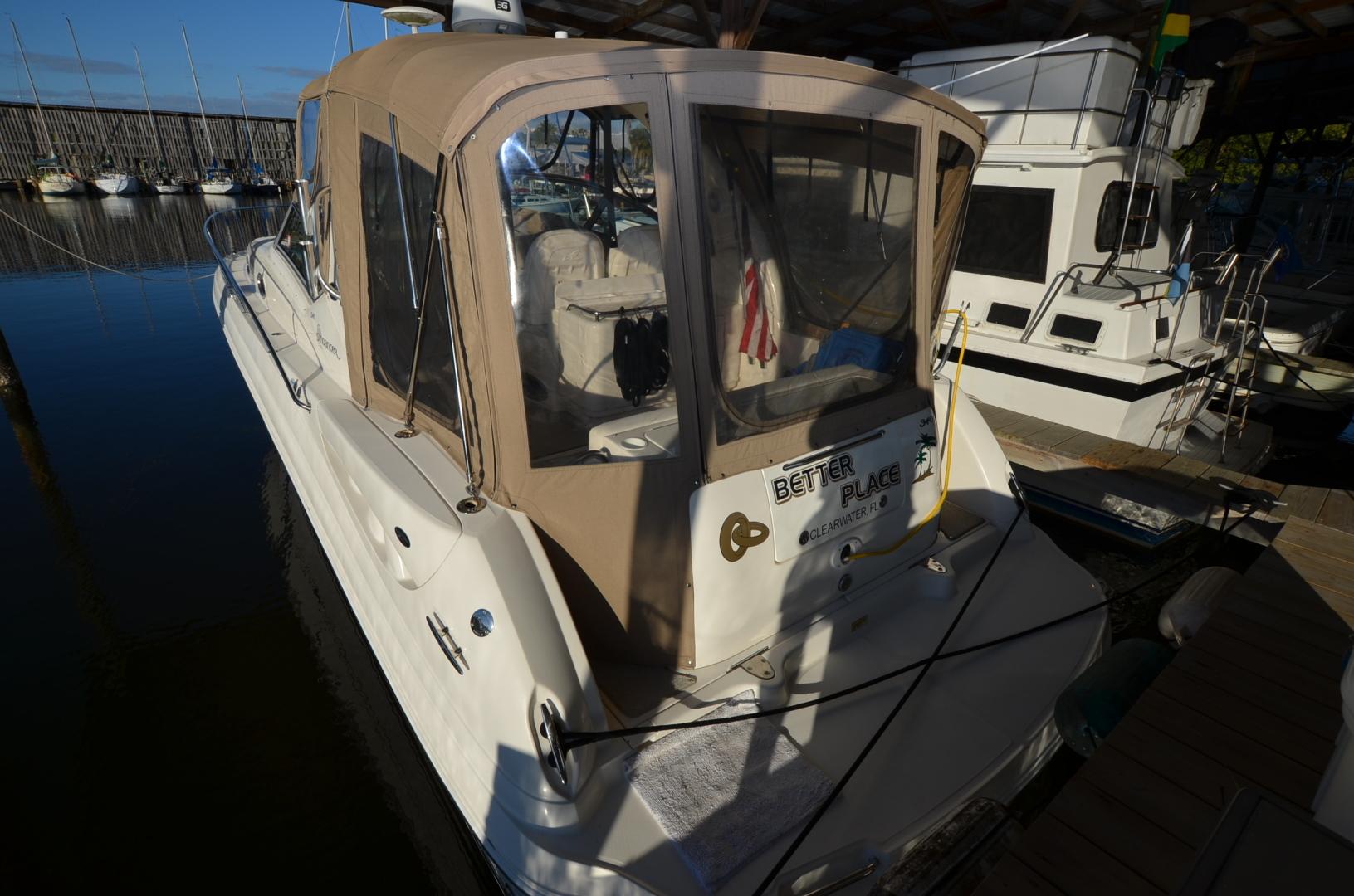 Sea Ray-340 Sundancer 2005-Better Place Palm Harbor-Florida-United States-1562796 | Thumbnail