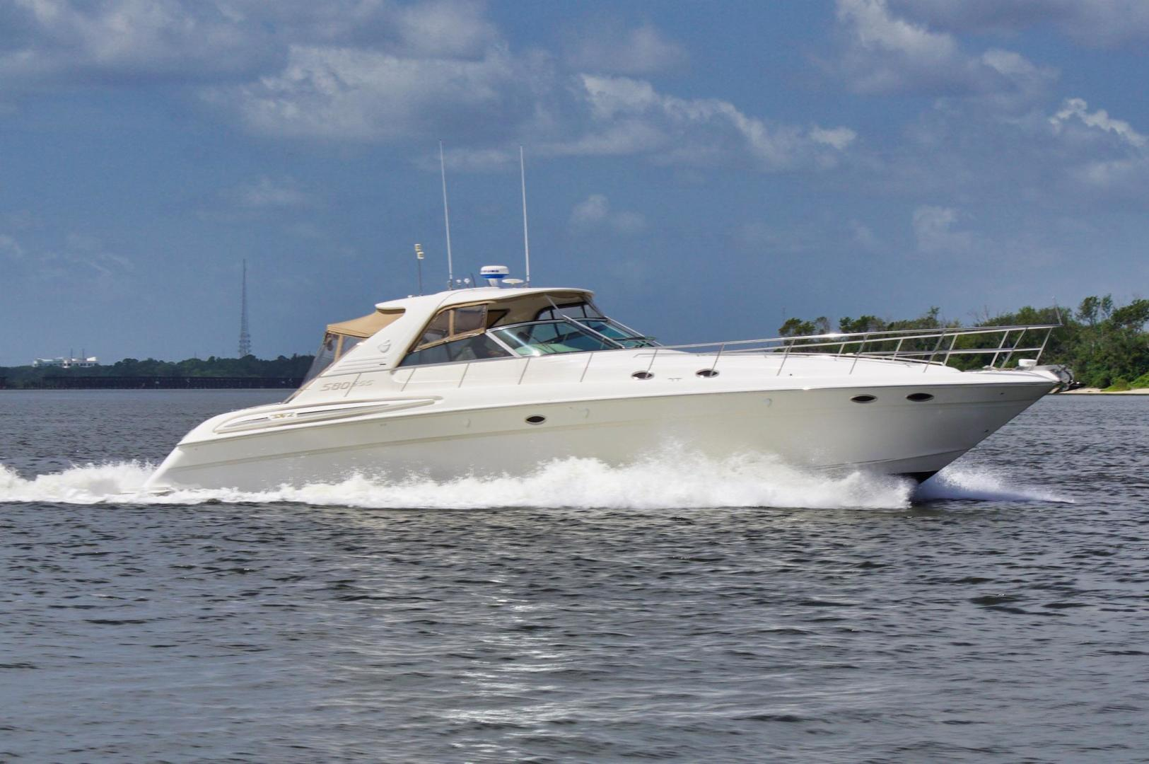 Sea Ray-580 Super Sun Sport 1997 -Charleston-South Carolina-United States-1563683 | Thumbnail