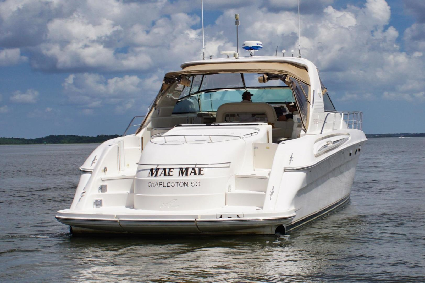 Sea Ray-580 Super Sun Sport 1997 -Charleston-South Carolina-United States-1563681 | Thumbnail