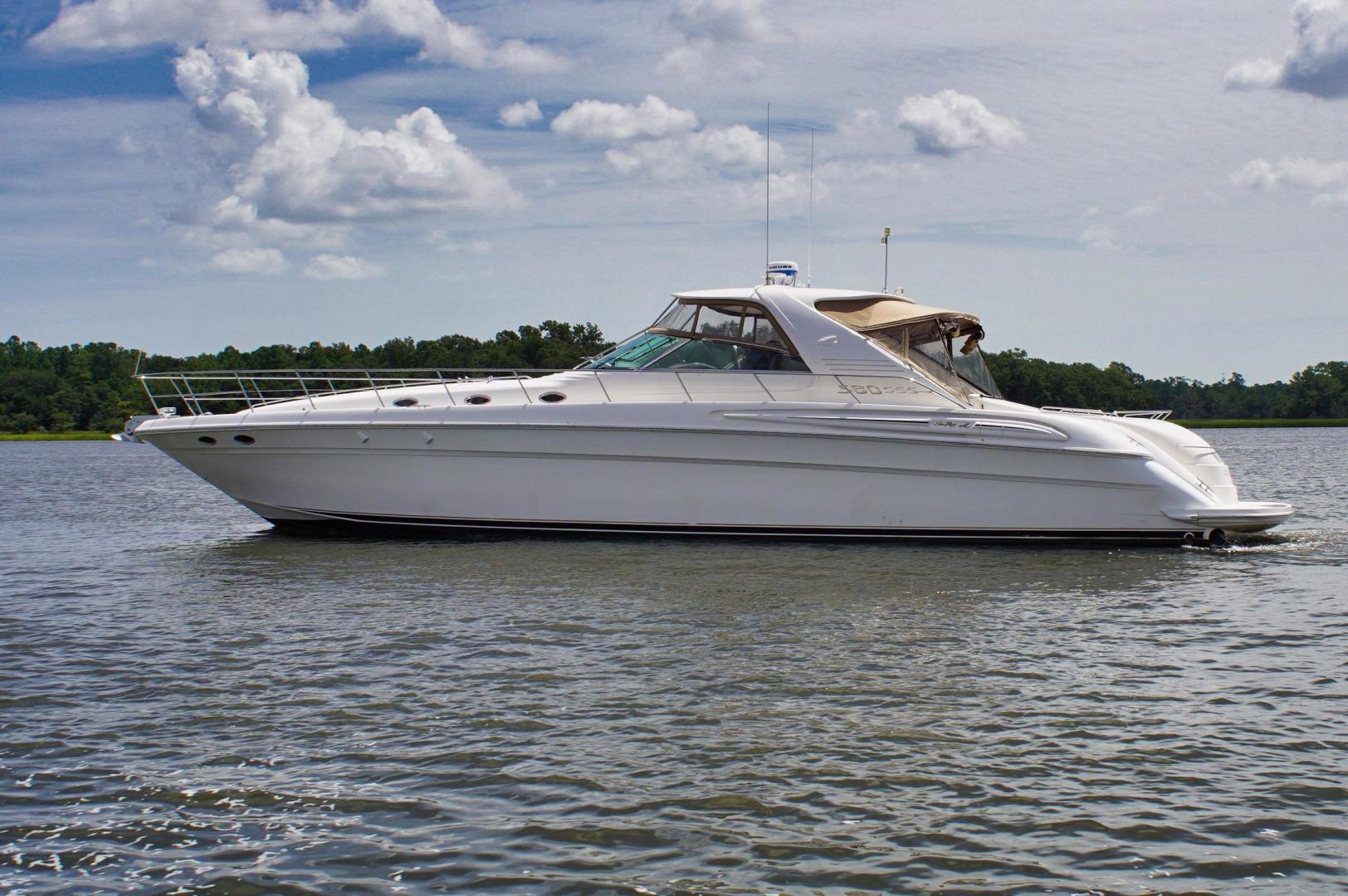 Sea Ray-580 Super Sun Sport 1997 -Charleston-South Carolina-United States-1563680 | Thumbnail