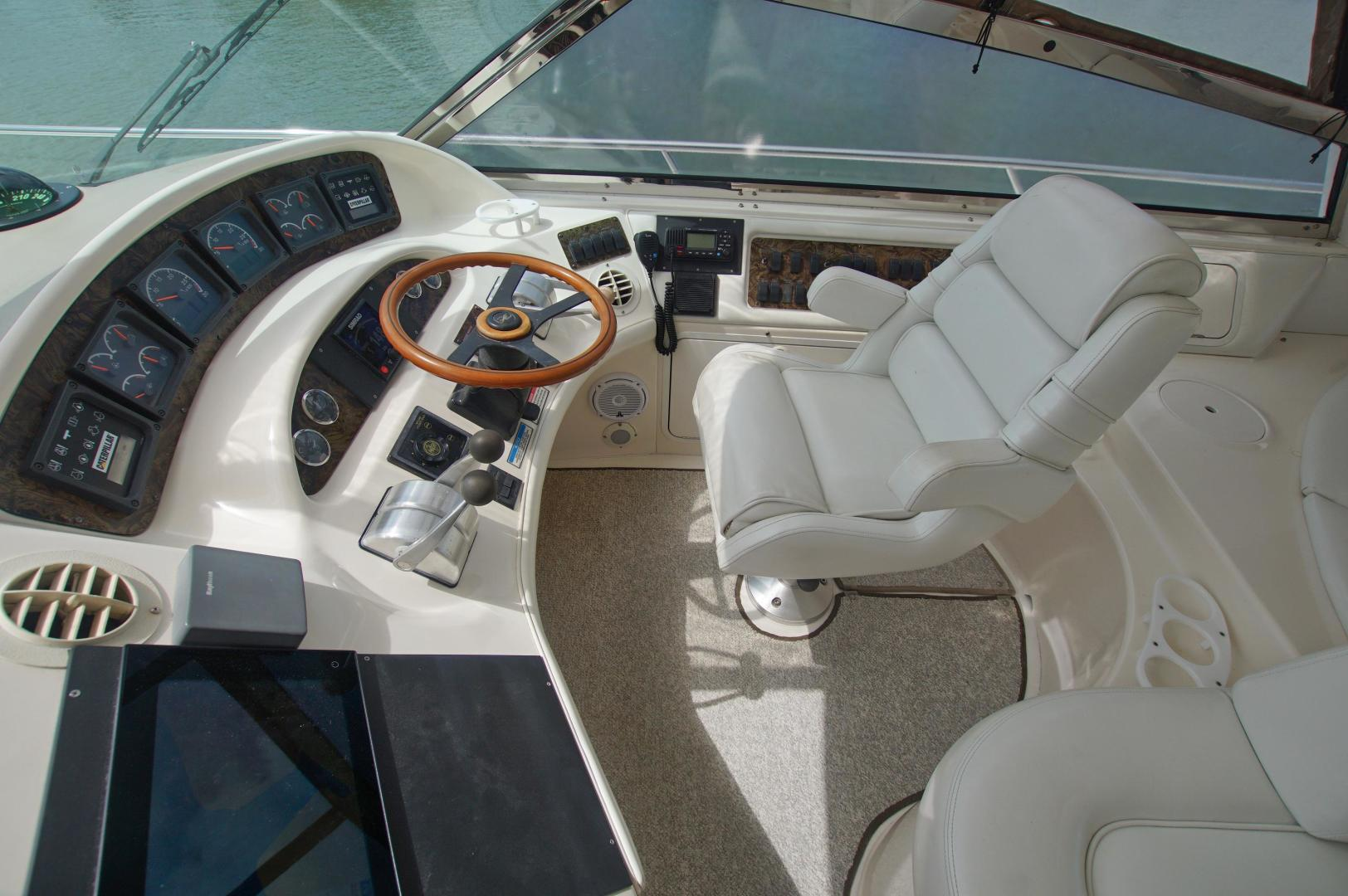 Sea Ray-580 Super Sun Sport 1997 -Charleston-South Carolina-United States-1563687 | Thumbnail