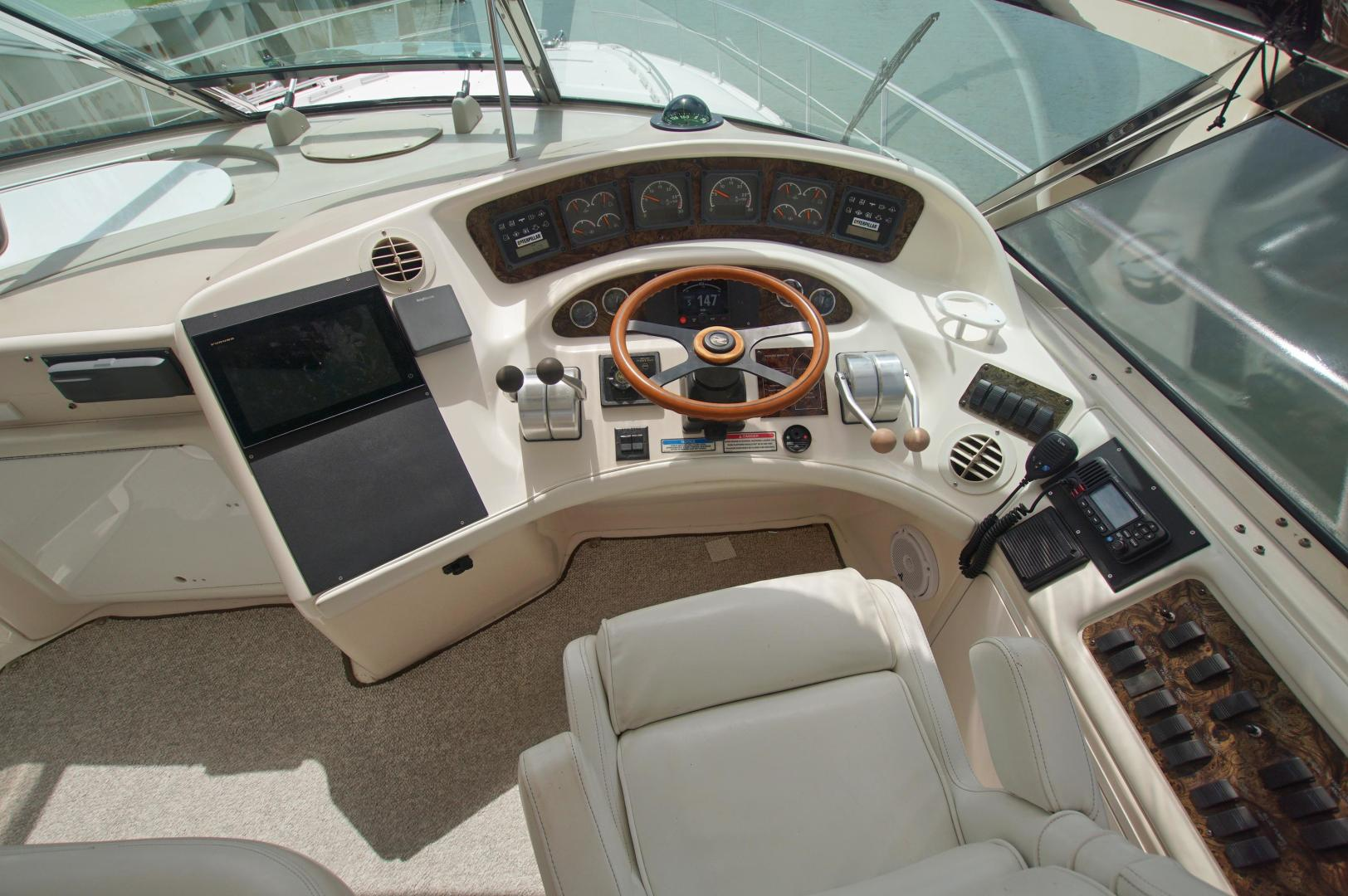 Sea Ray-580 Super Sun Sport 1997 -Charleston-South Carolina-United States-1563686 | Thumbnail
