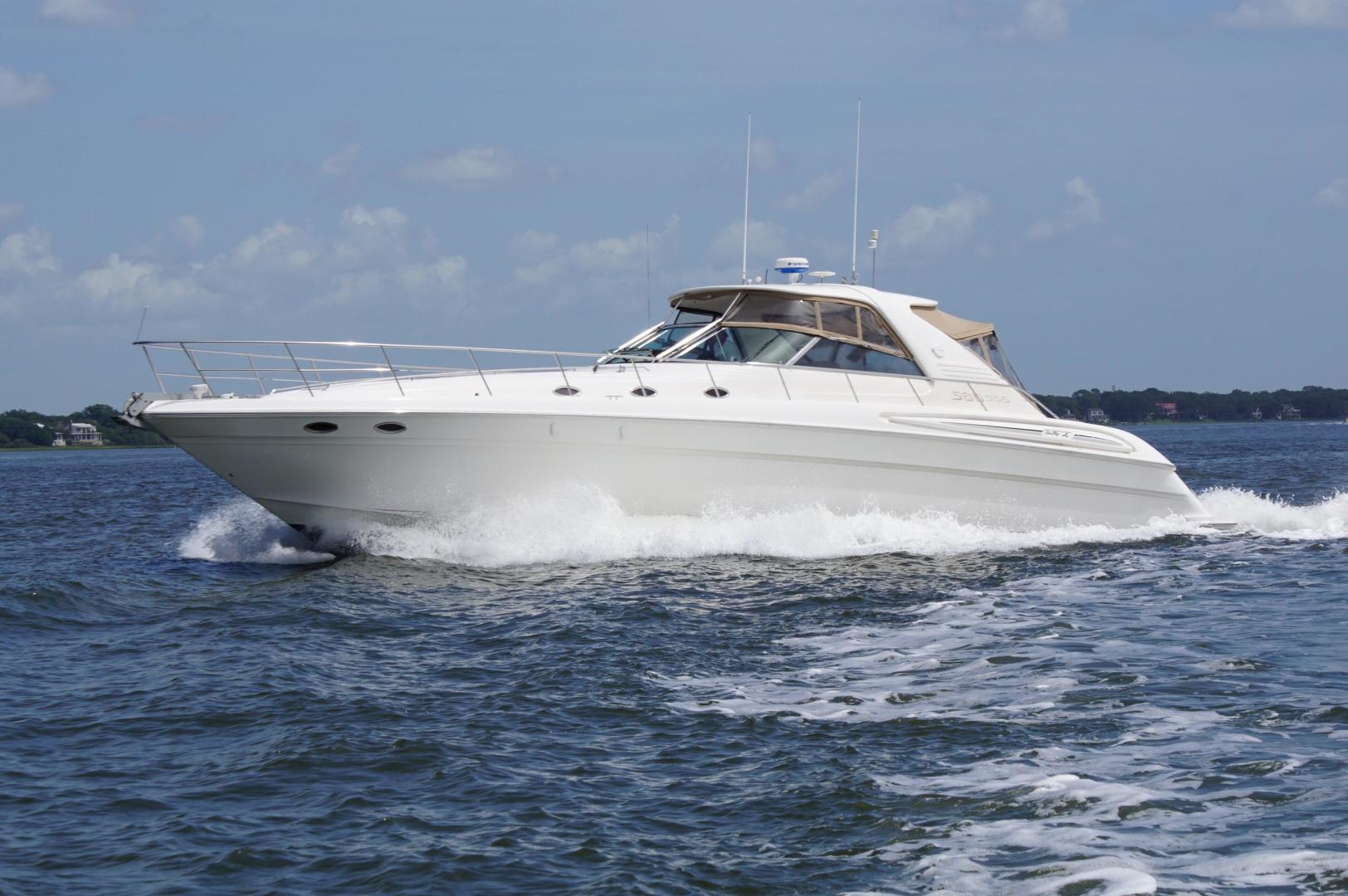 Sea Ray-580 Super Sun Sport 1997 -Charleston-South Carolina-United States-1563682 | Thumbnail