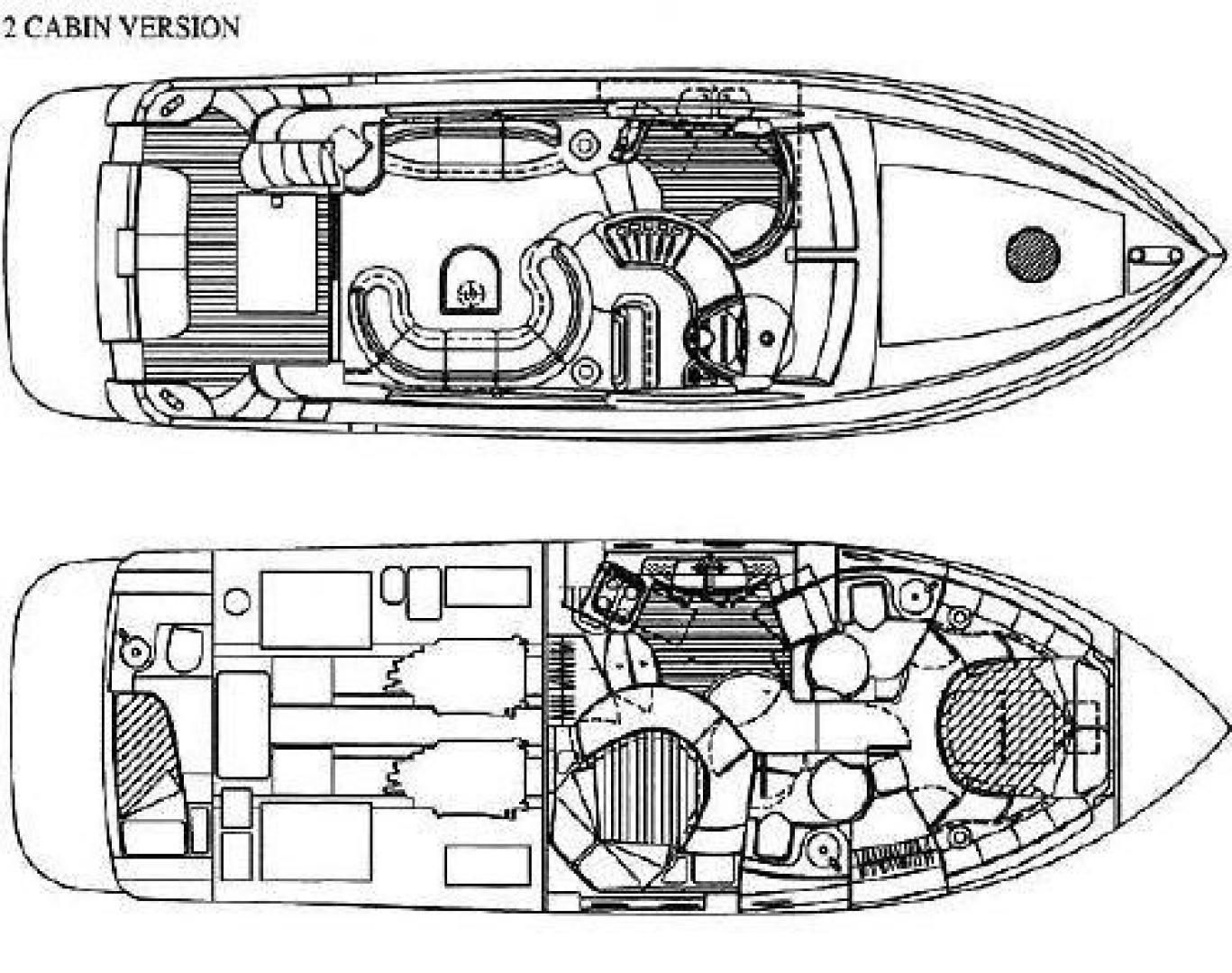 Azimut-Flybridge Motor Yacht 2000 -Boca Raton-Florida-United States-1564102 | Thumbnail